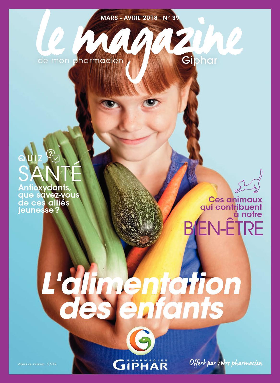 b8476786ef5acc Calaméo - Le Magazine Giphar - Mars - Avril 2018