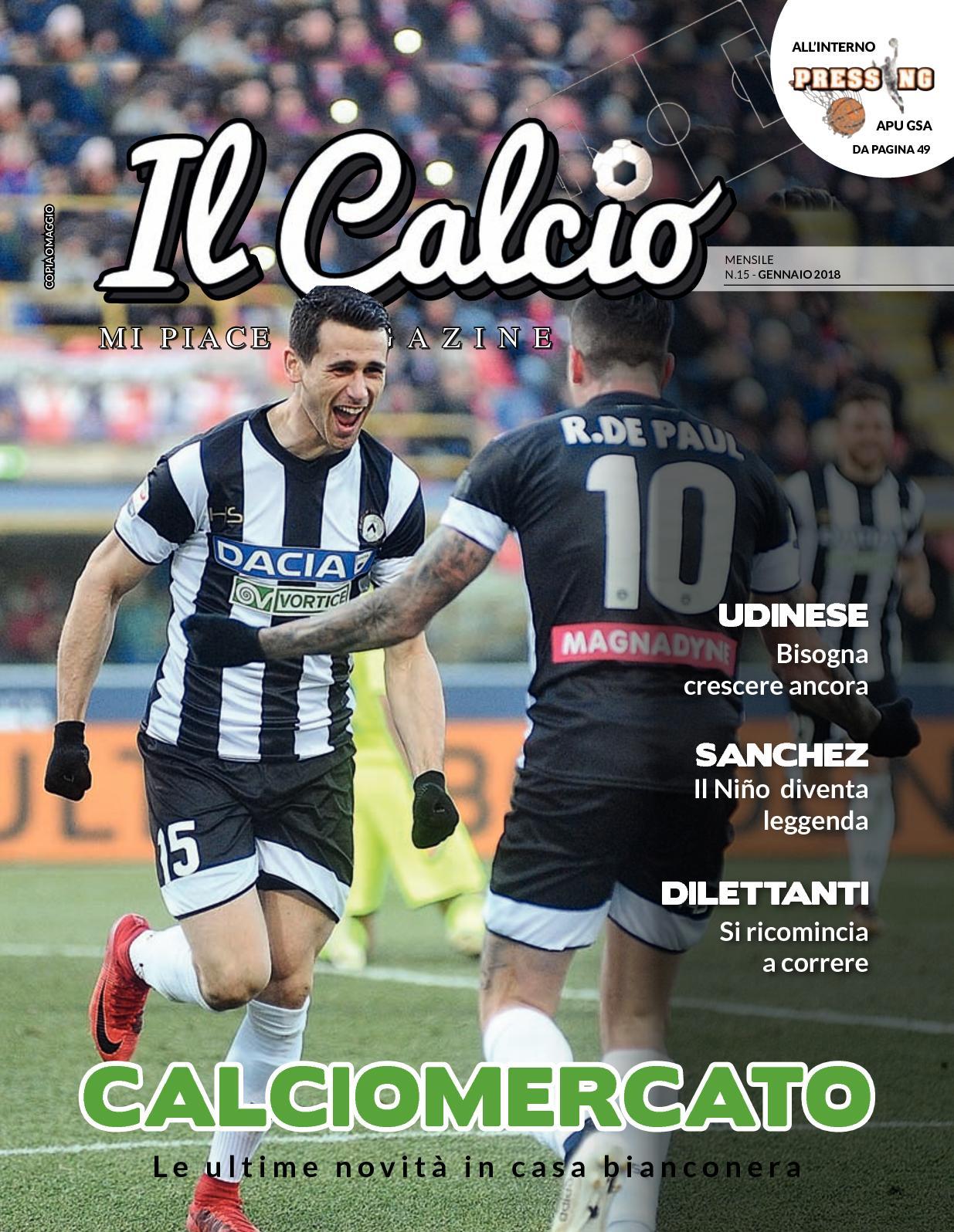 Calaméo IL CALCIO_15_GENNAIO 2018