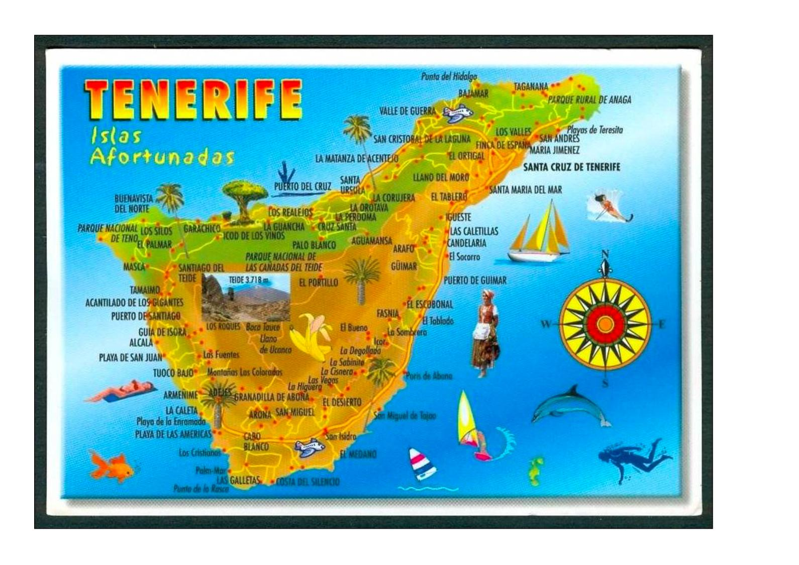 Carte Tenerife.Calameo Carte Tenerife