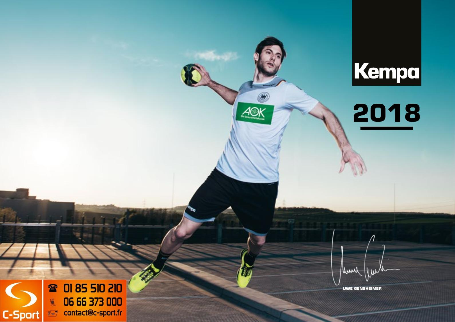 Calaméo - Kempa 2018   C-Sport.fr 268f6bf1ccb