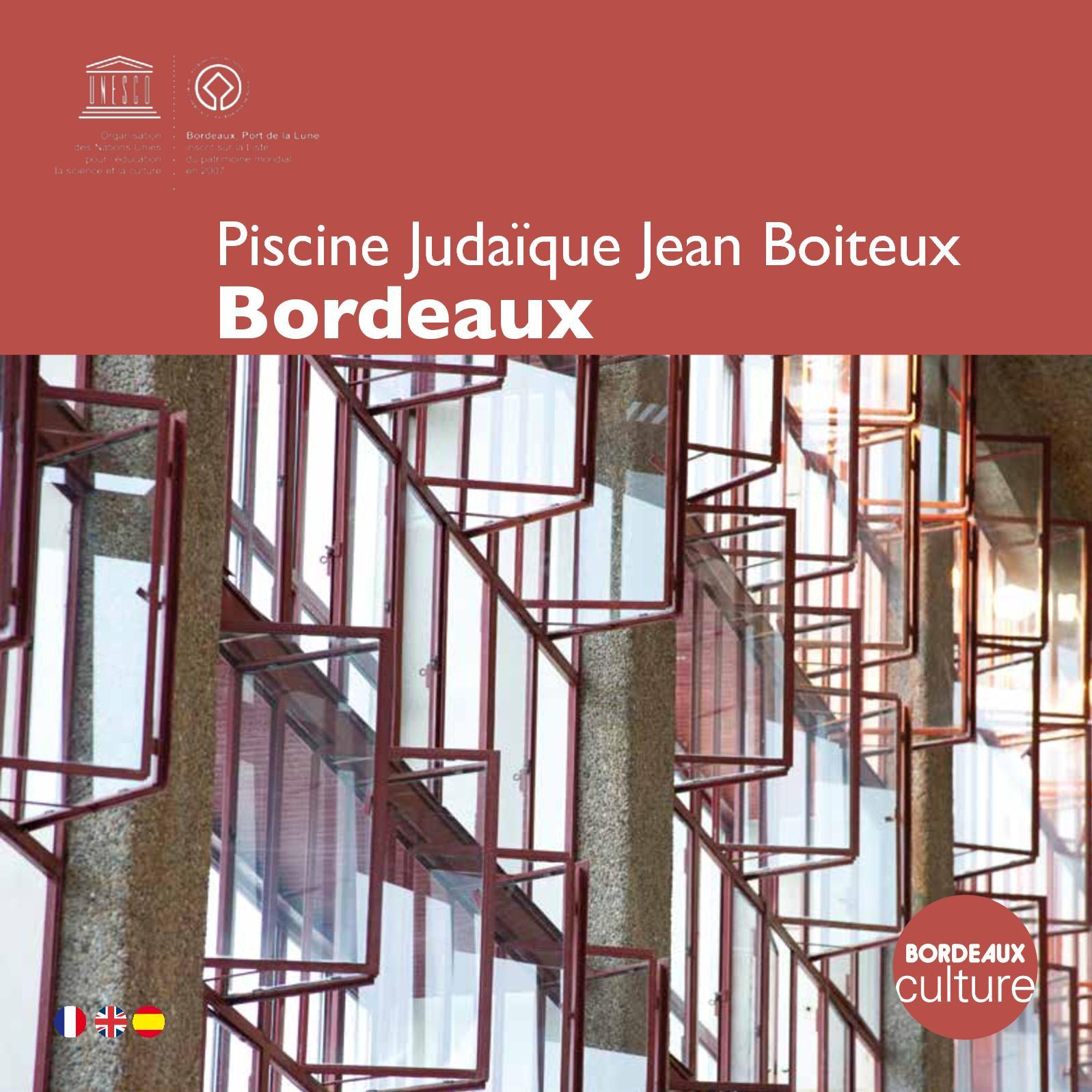 Calameo Piscine Judaique Jean Boiteux