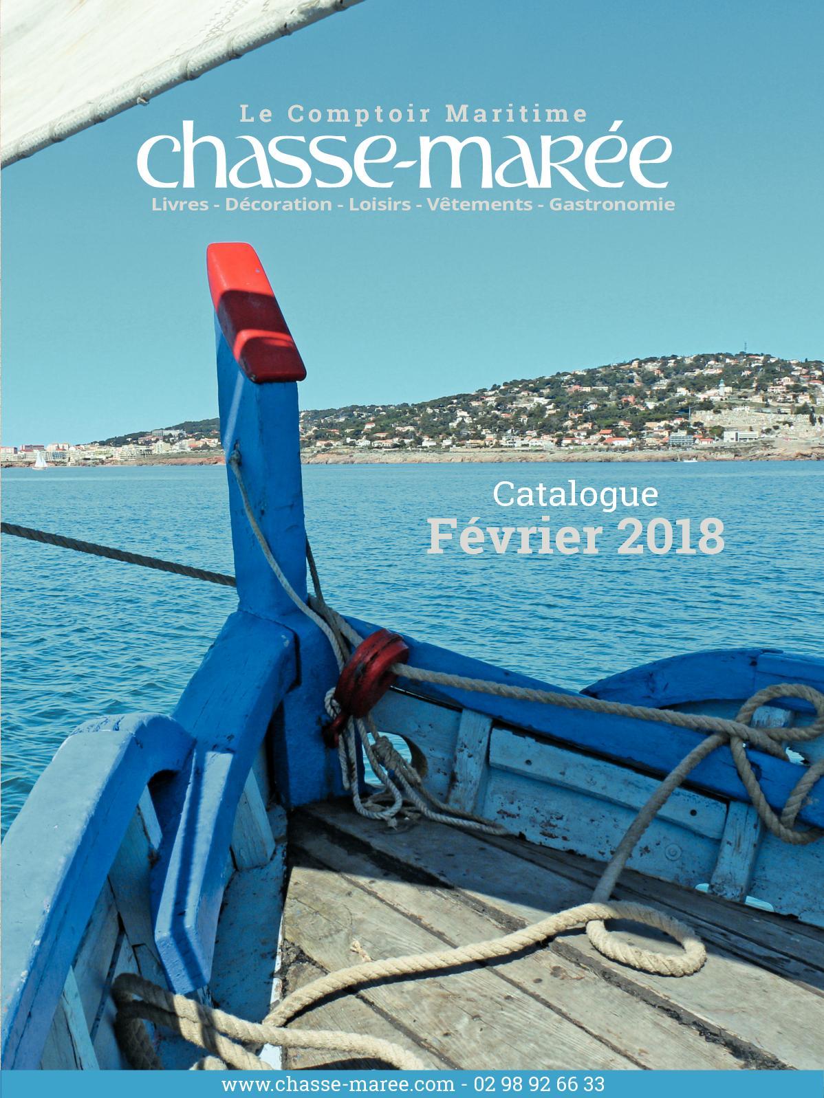 Comptoir Chasse Catalogue Marée Du Maritime Calaméo Février 2018 f6bgyvY7