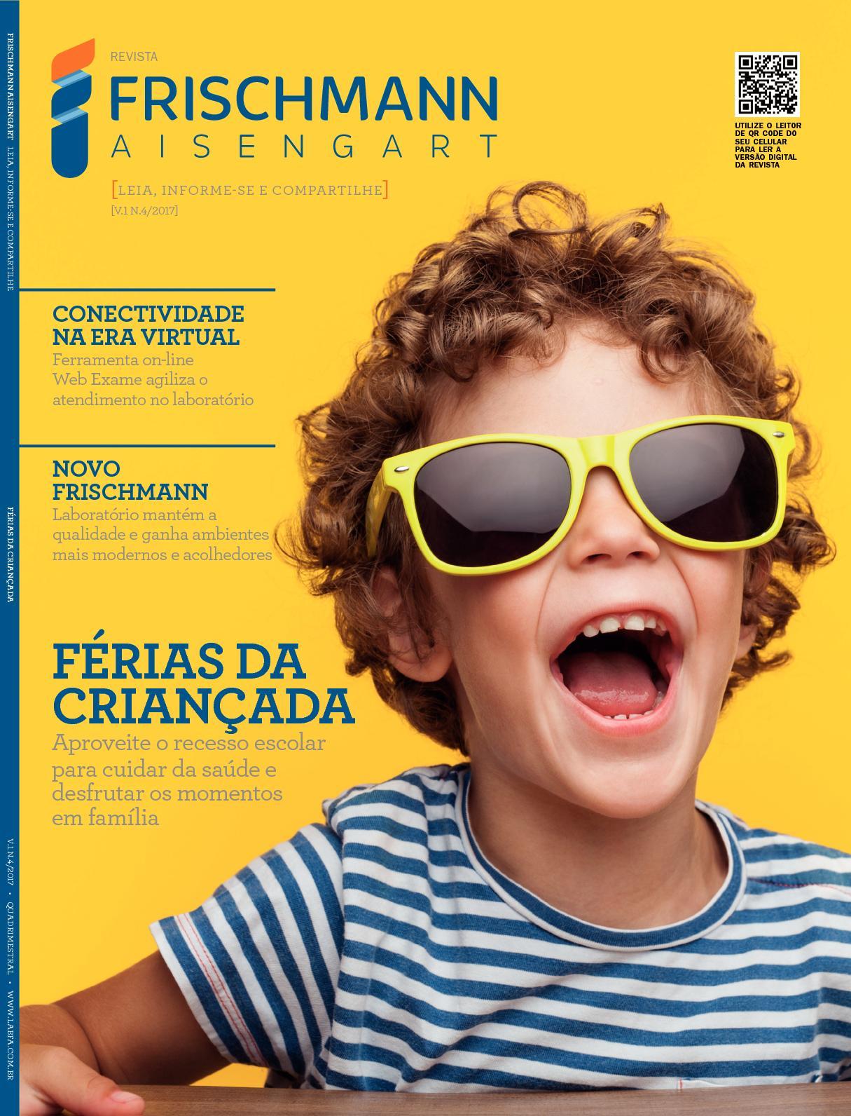 f45805a2b Calaméo - Revista Frischmann 4ª edição