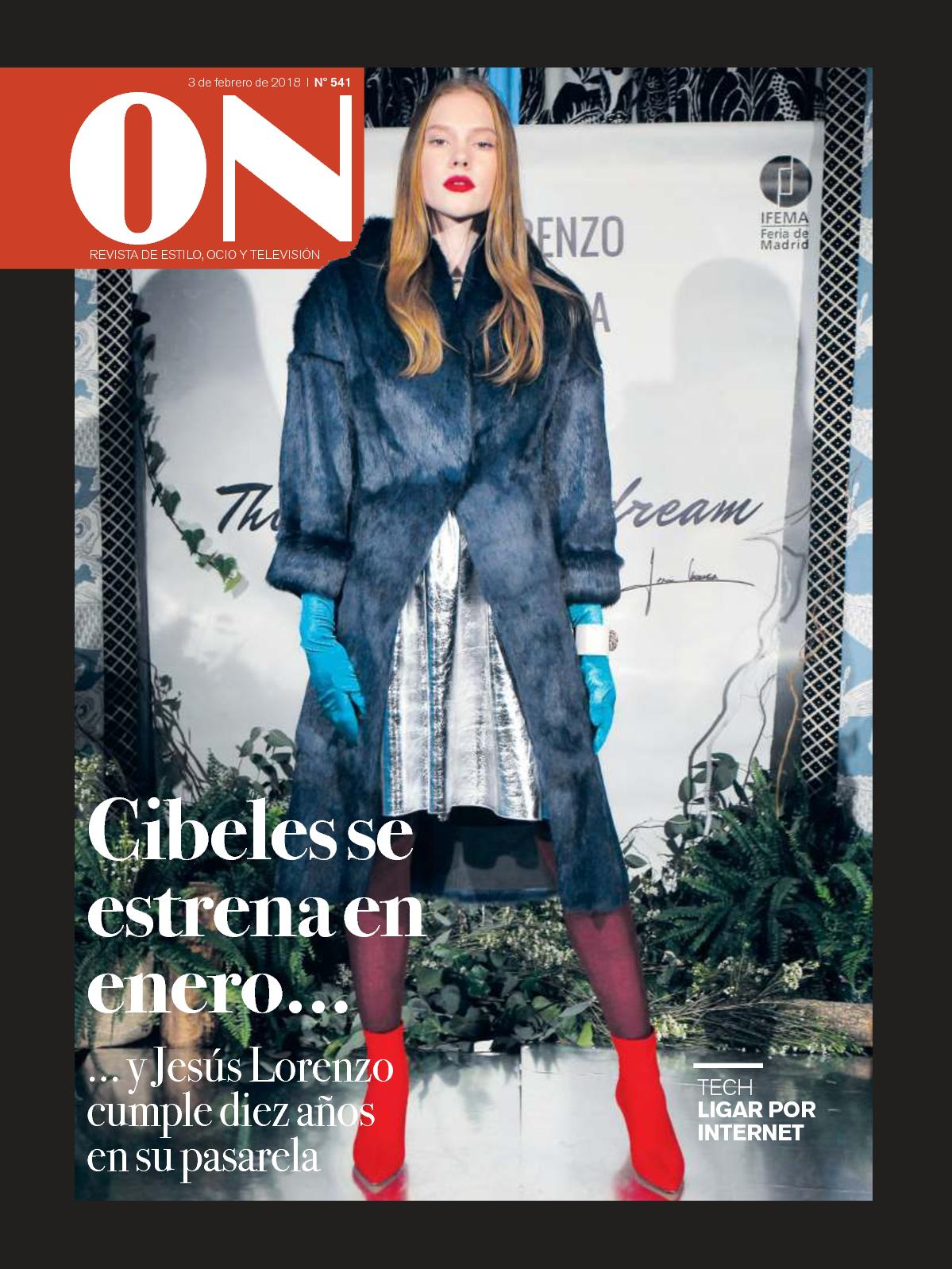 d0d4aacfbb Calaméo - ON Revista de Ocio y Estilo 20180203