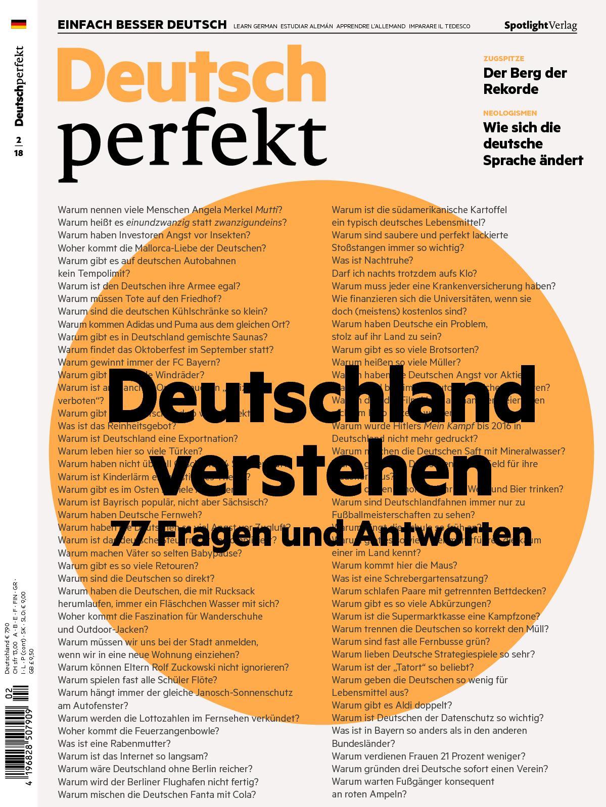 Calaméo Deutsch Perfekt 02, 2018
