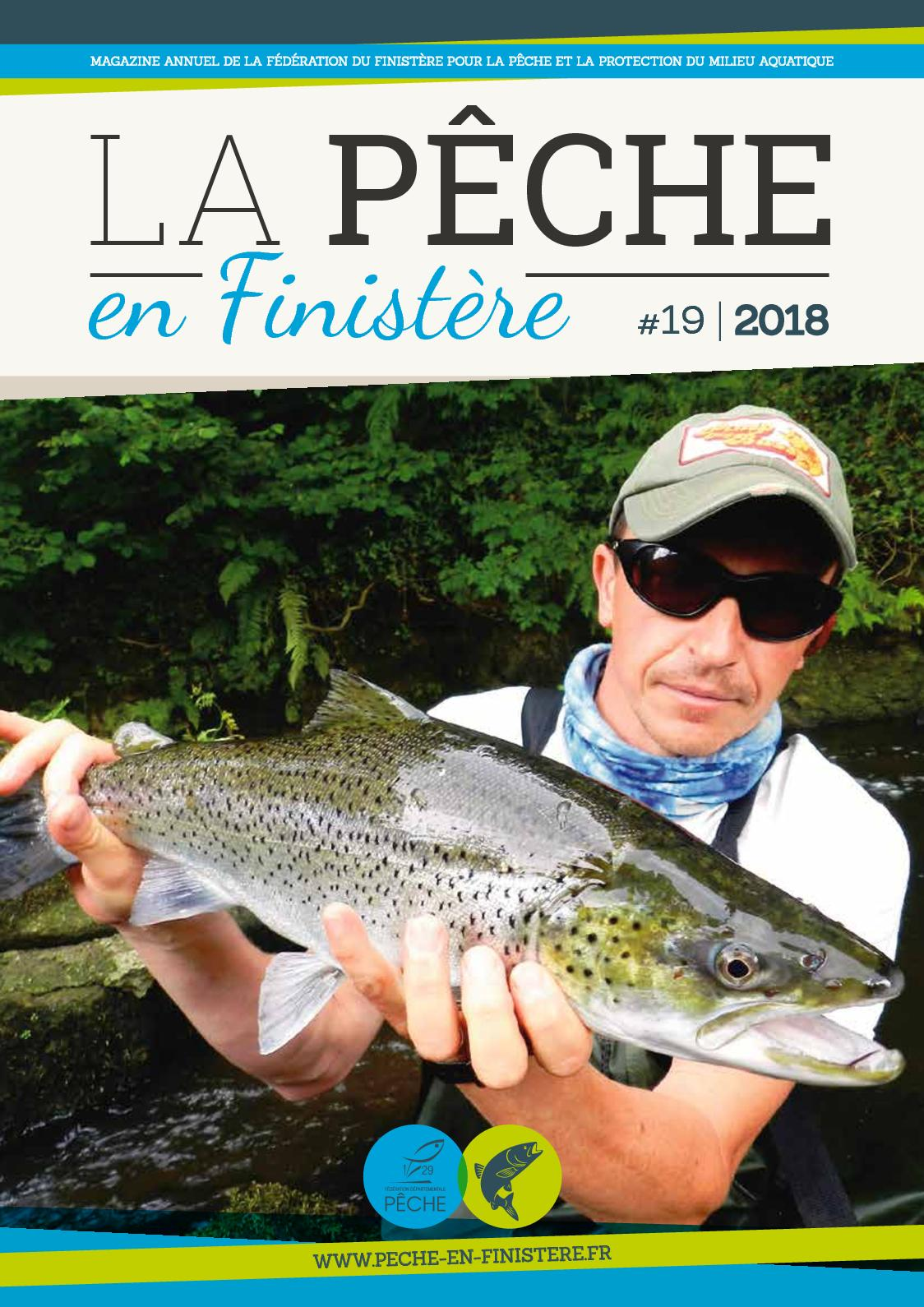 Revue pêche en Finistère 2018