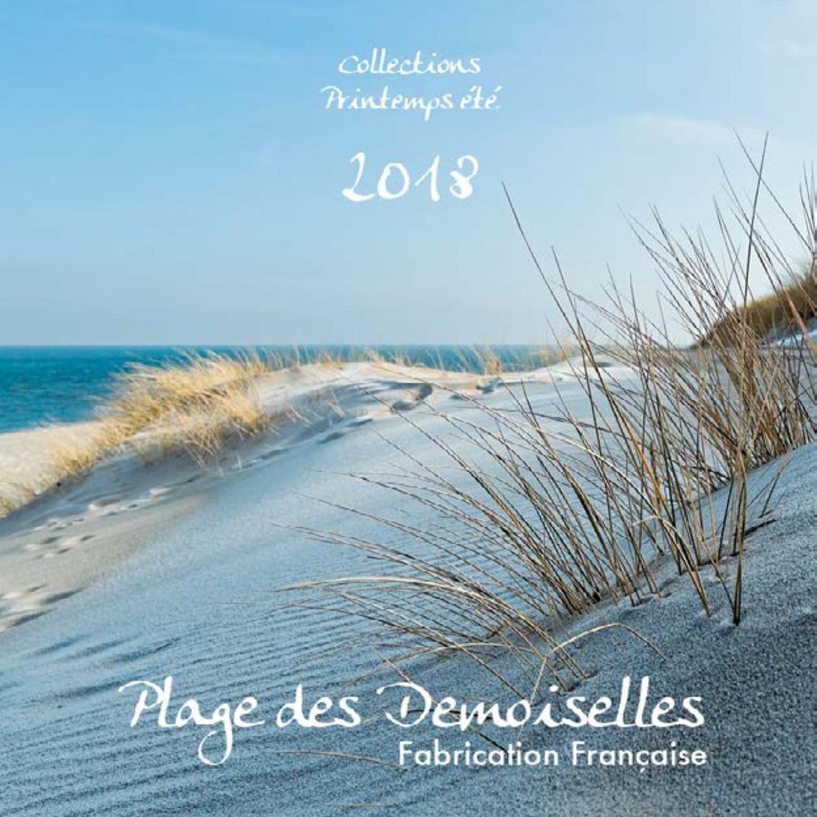 Des Demoiselles Calaméo 2018 Catalogue Plage byYgf76
