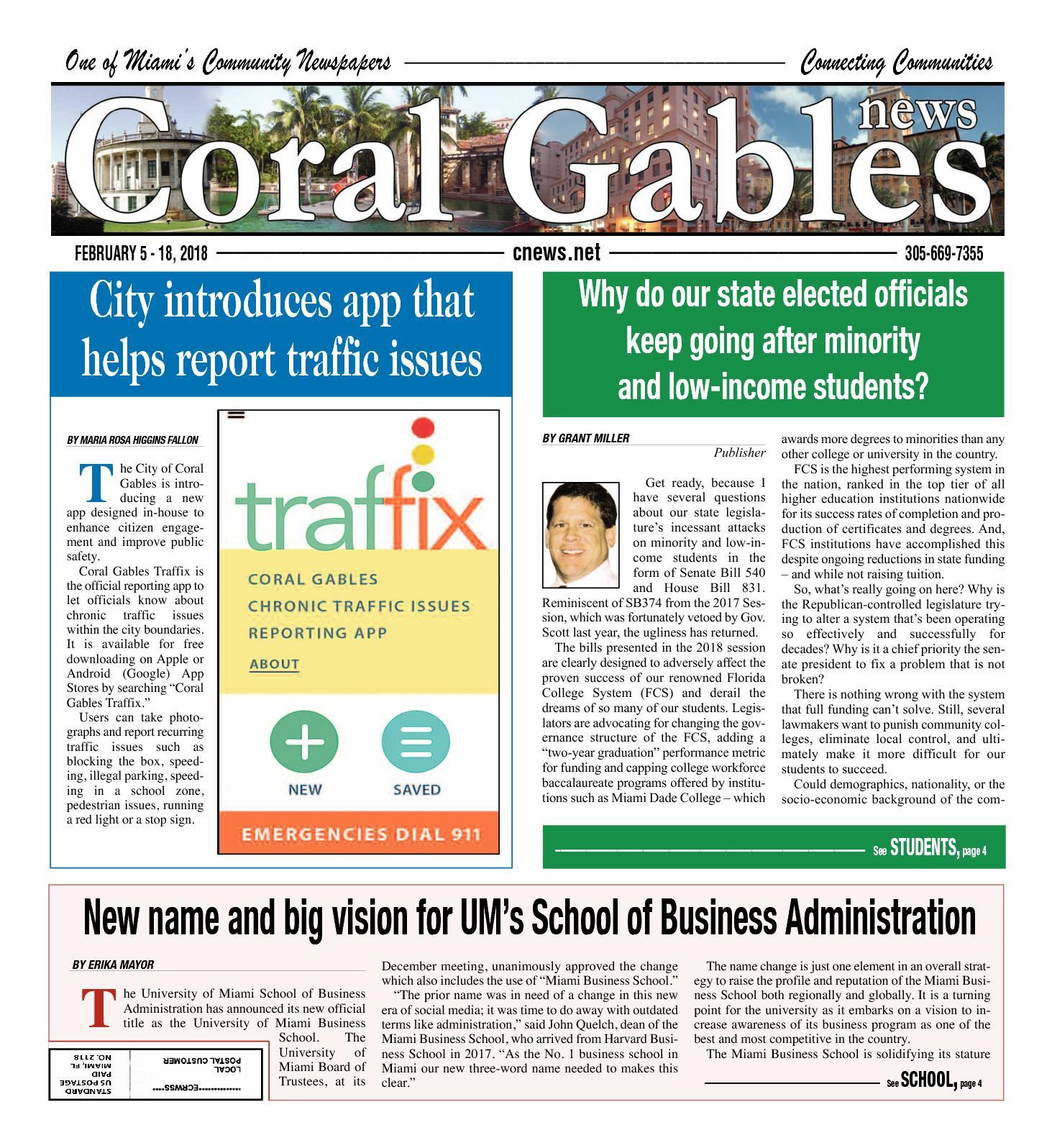 Calaméo - Coral Gables News 2 5 2018