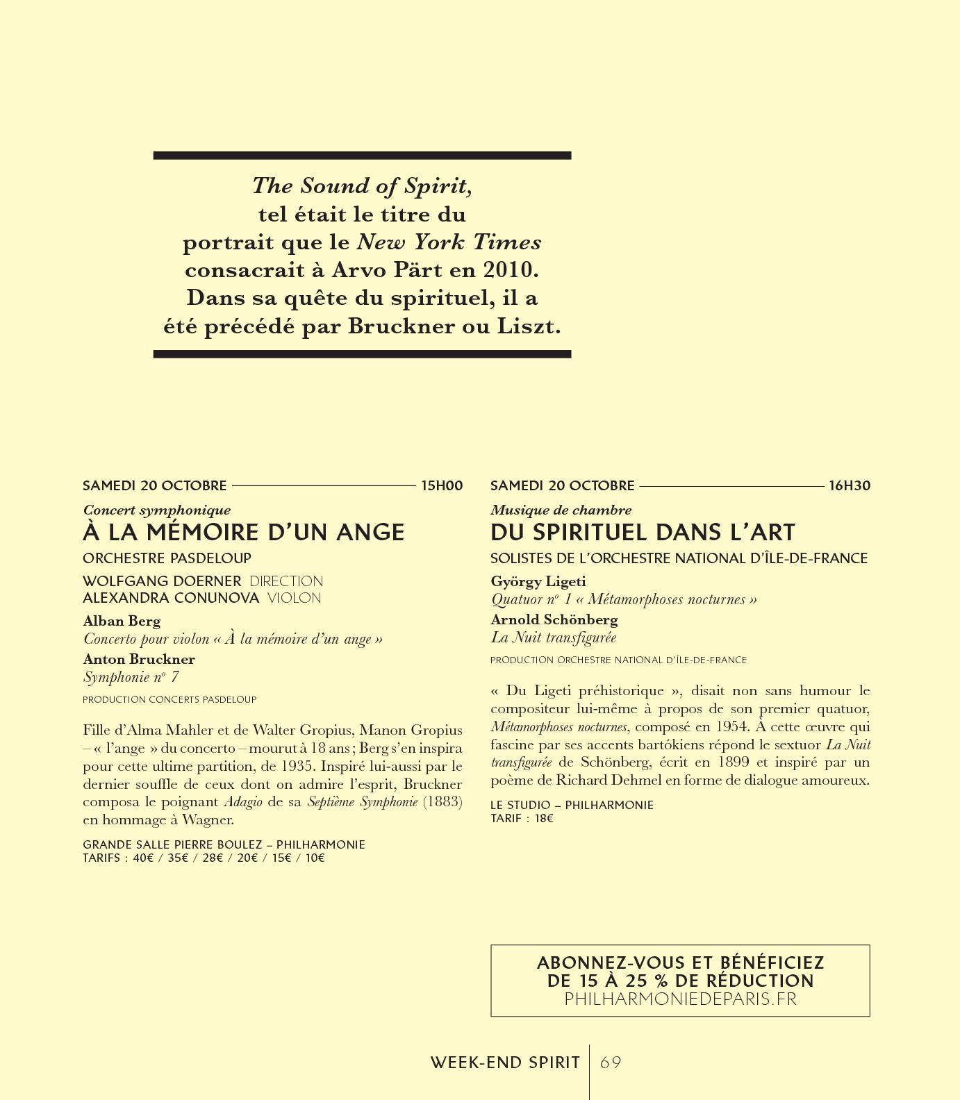 Brochure Philharmonie 2018 19 Calameo Downloader
