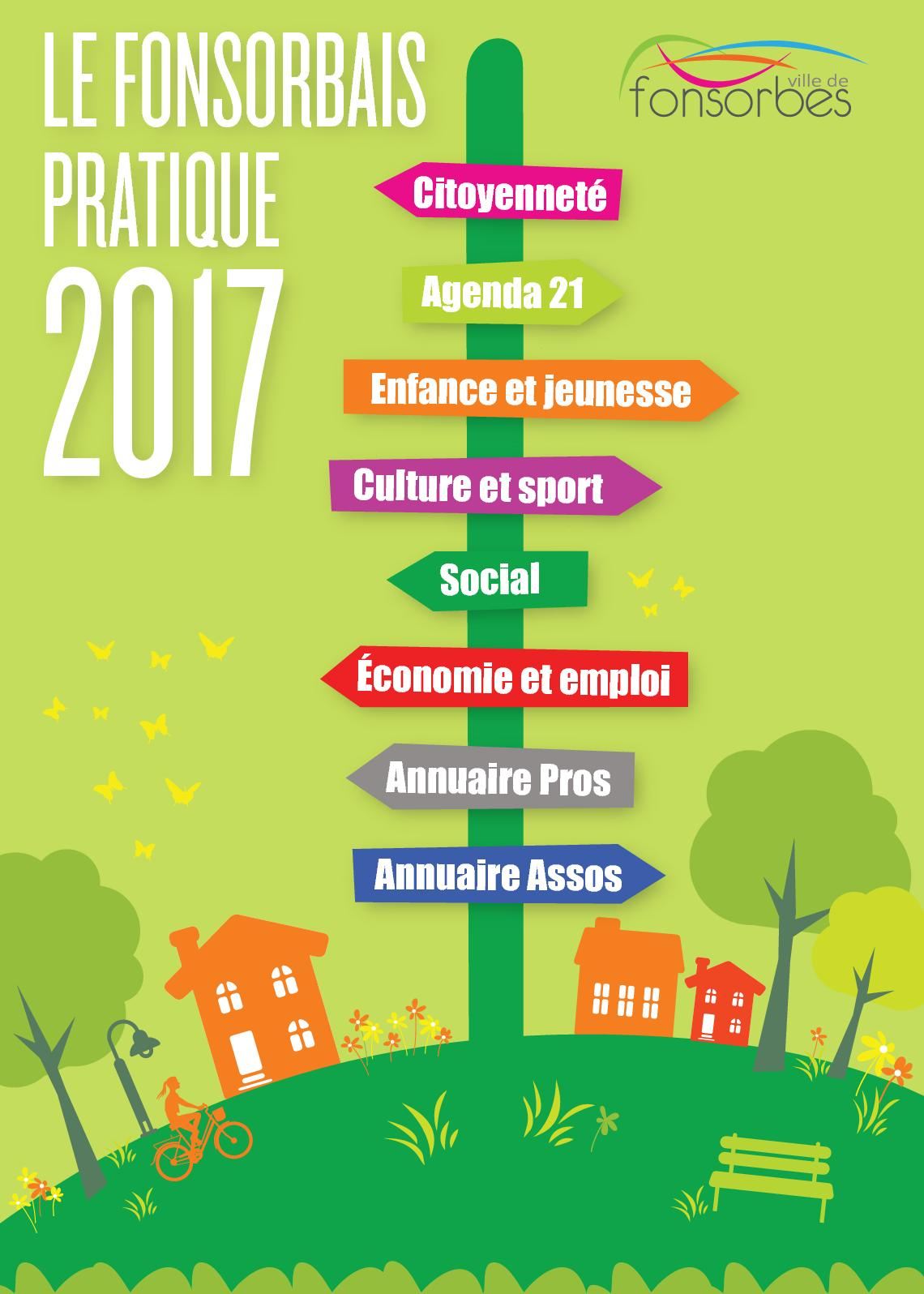 2B Auto Fonsorbes calaméo - fonsorbais pratique 2017