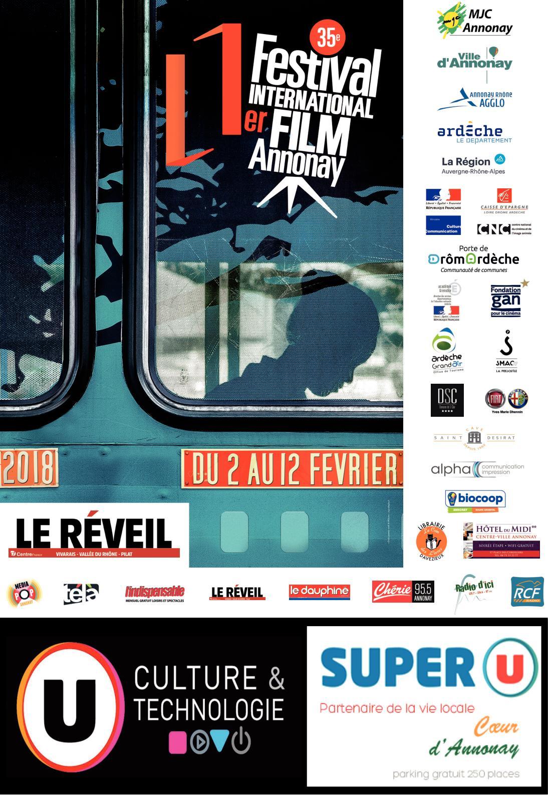 Calaméo 1er Festival Du Film Dannonay