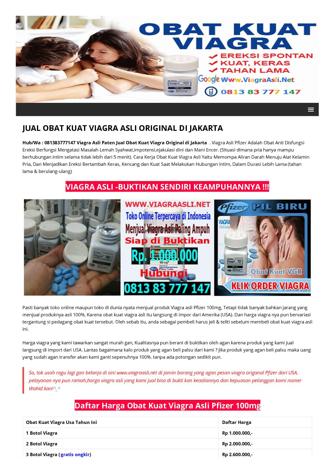 Calaméo - JUAL OBAT KUAT VIAGRA ASLI ORIGINAL DI JAKARTA 5231b53ffd