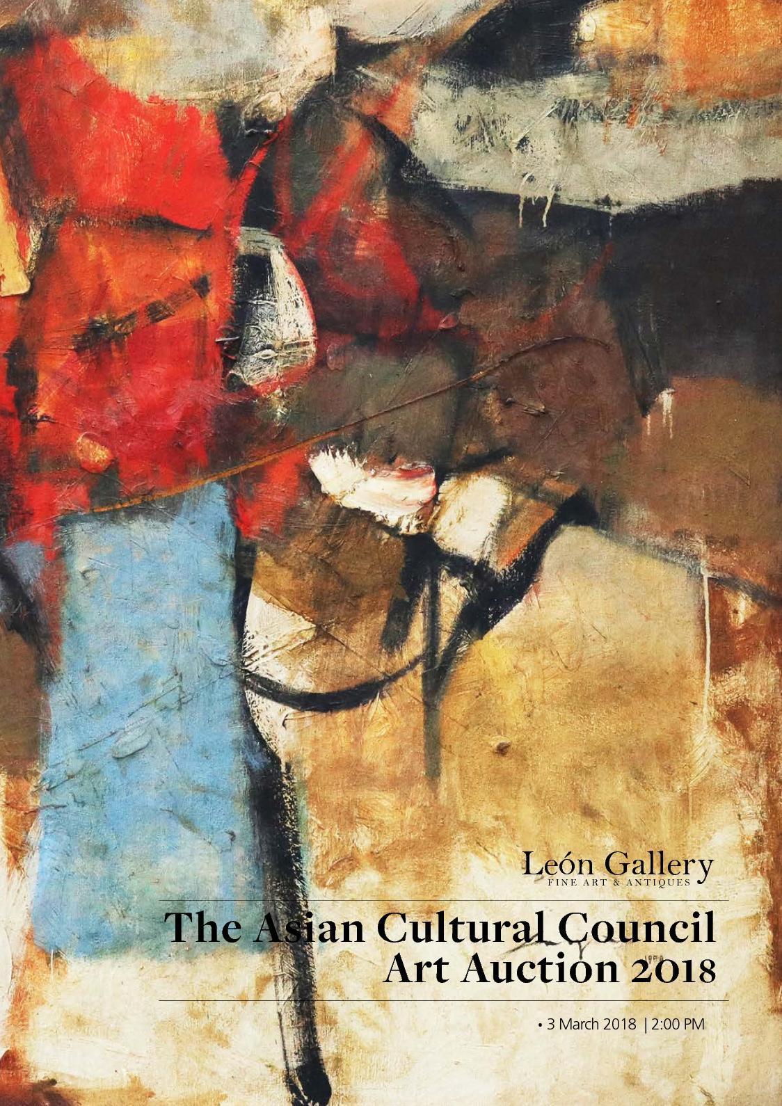 Calaméo The Asian Cultural Council Art Auction 2018