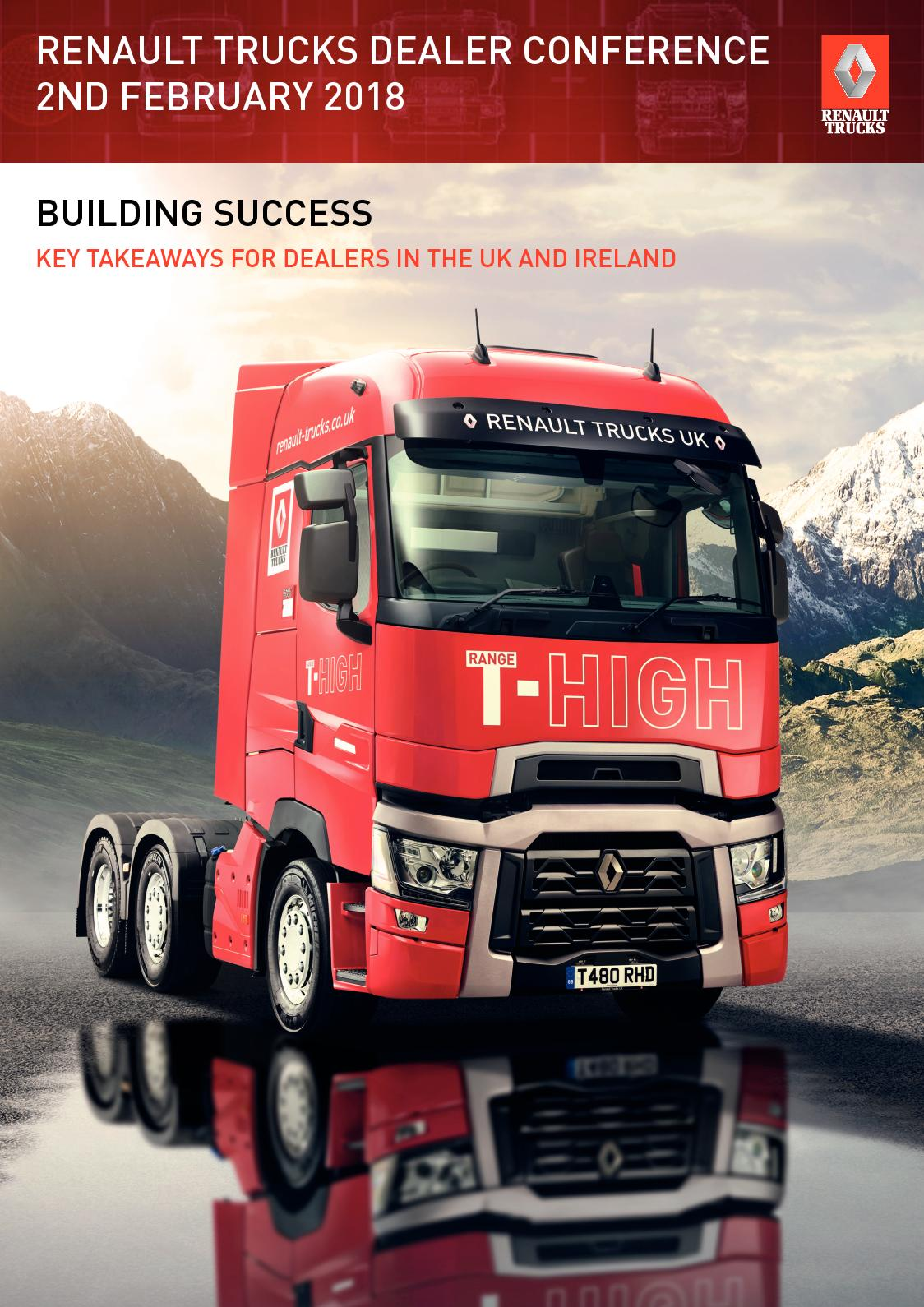 c6bea3a66c Calaméo - Renault Trucks Conference Key Takeaways