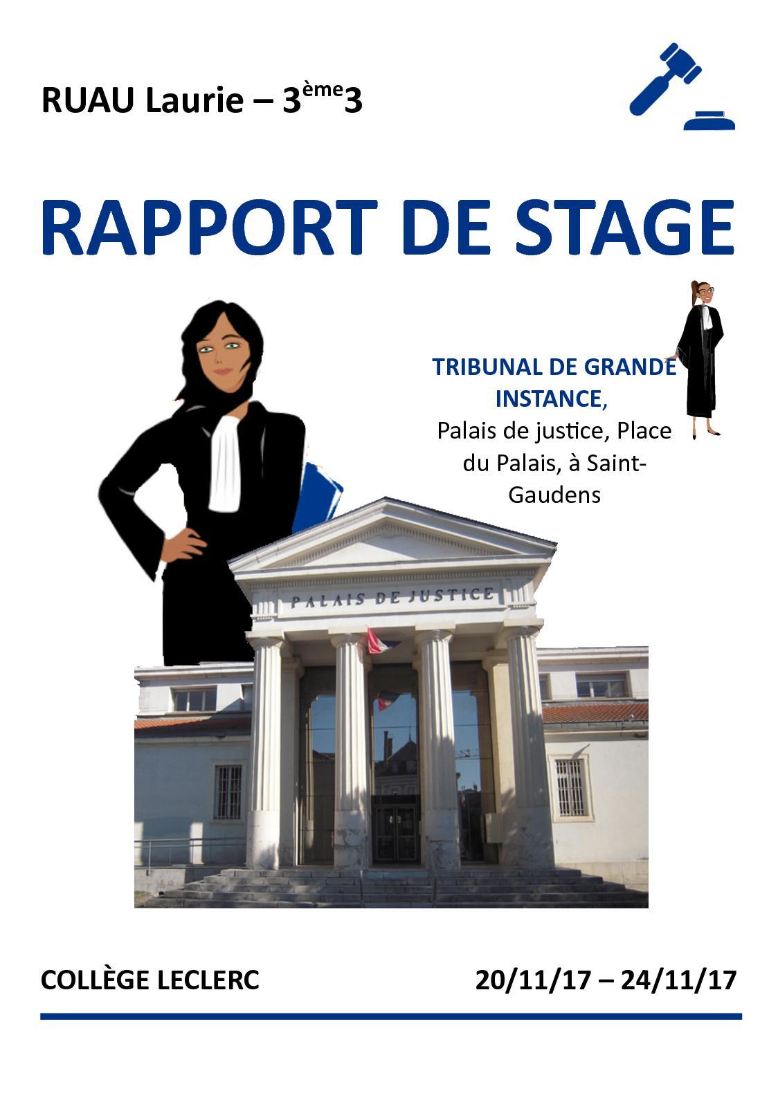 3ème Lettre De Remerciement Stage Pdf - Template Exemple ...