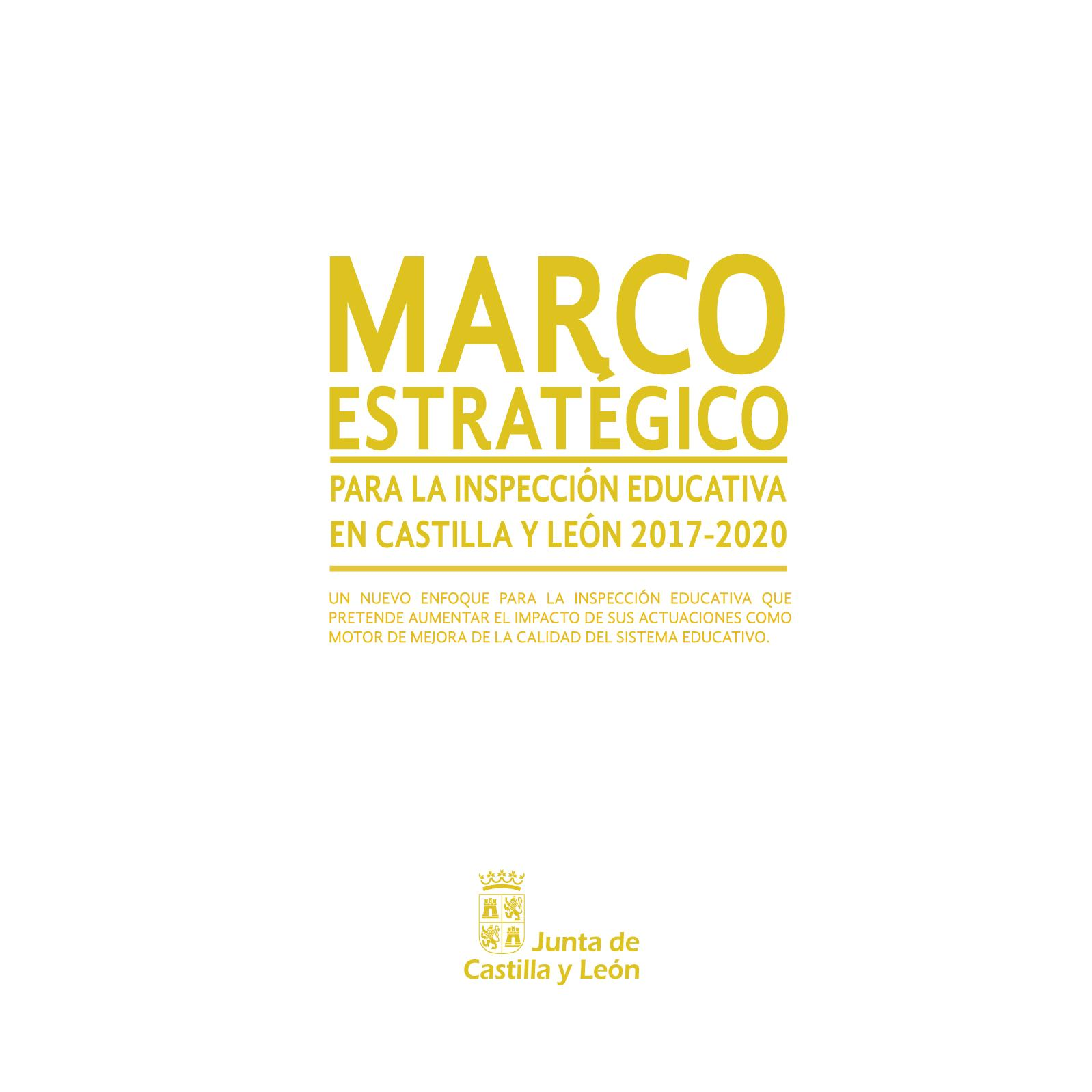 Calendario Escolar Madrid 202018.Calameo Marco Estrategico Inspeccion Educativa 2017 2020