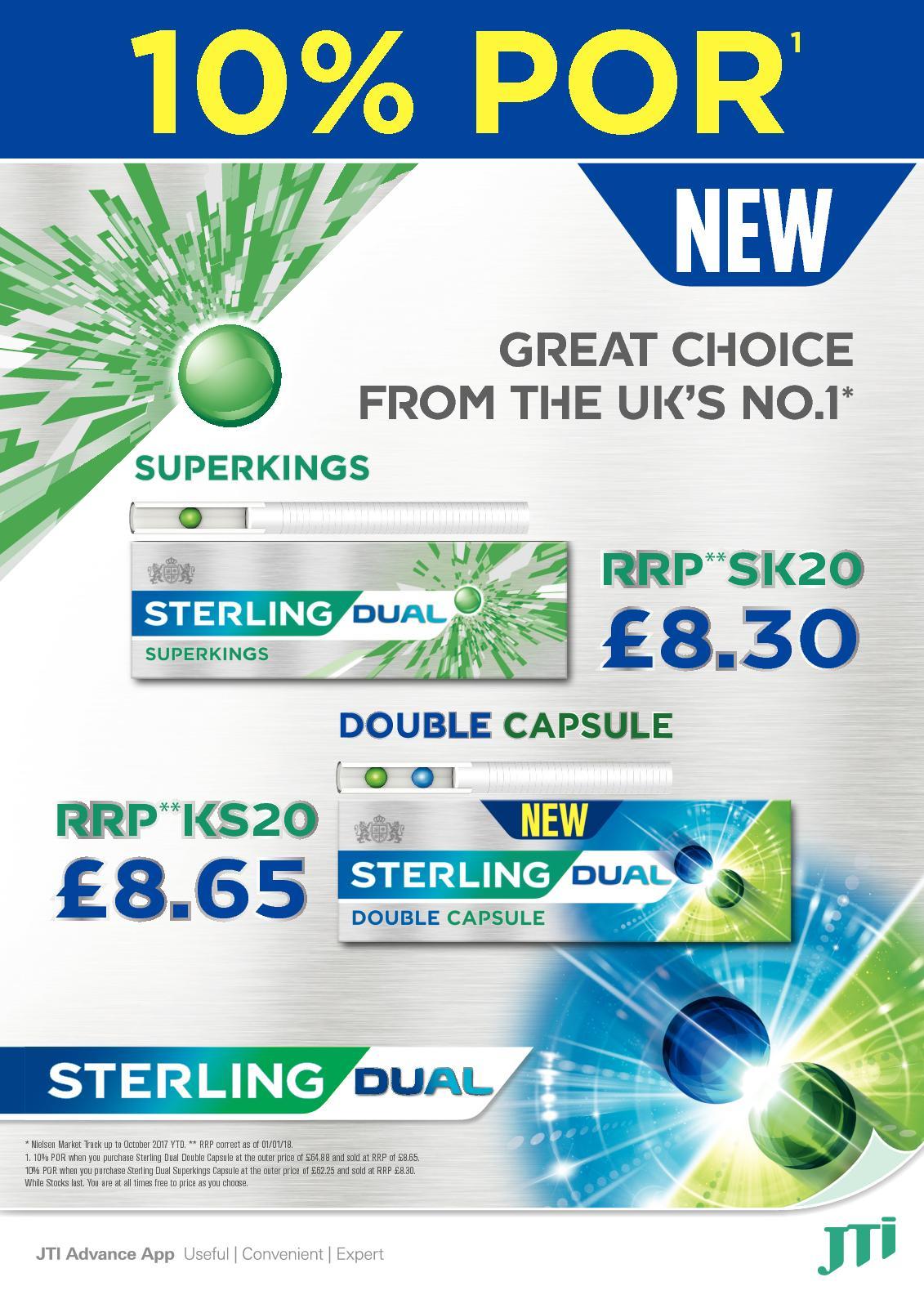 Calameo Sterling Dual Dc Sk 10 Por Ad