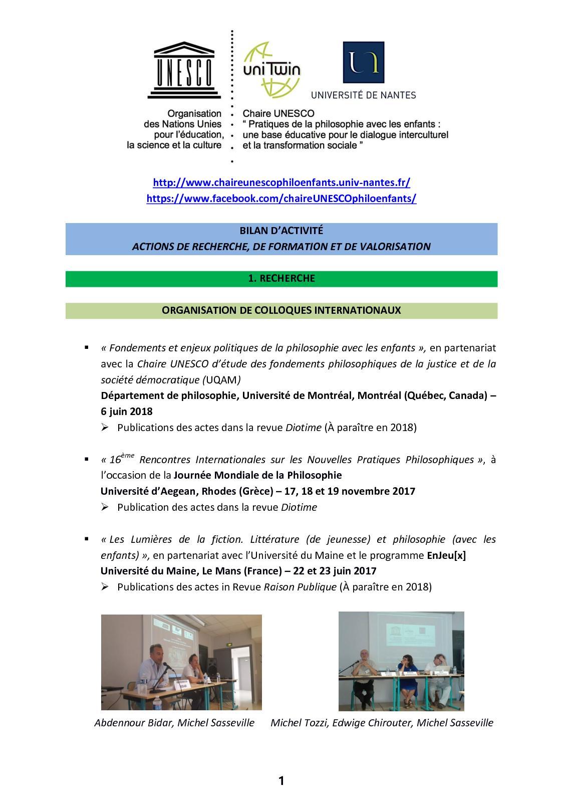 rencontres internationales image et science