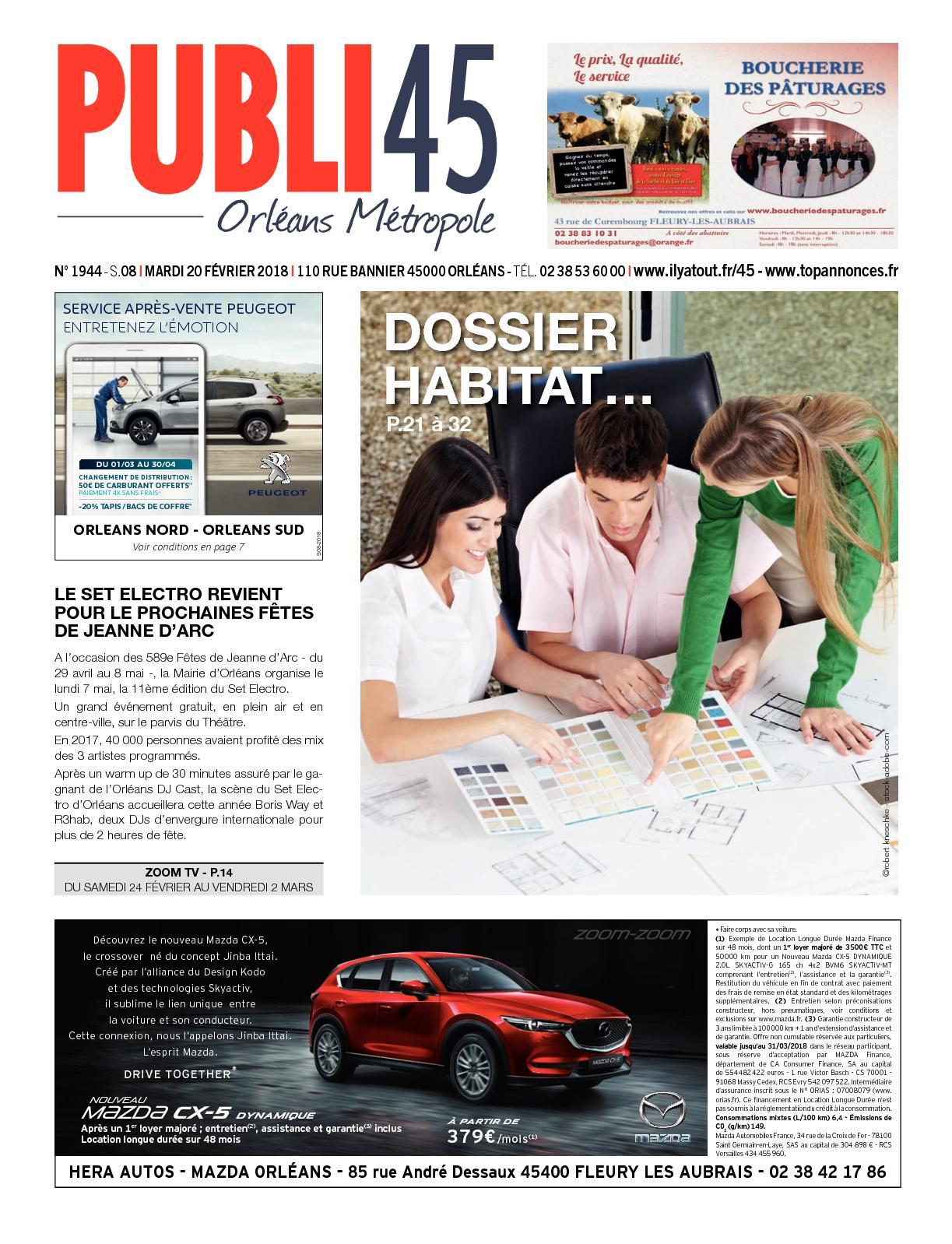 Envia Cuisine Fleury Les Aubrais calaméo - publi 45 s082018