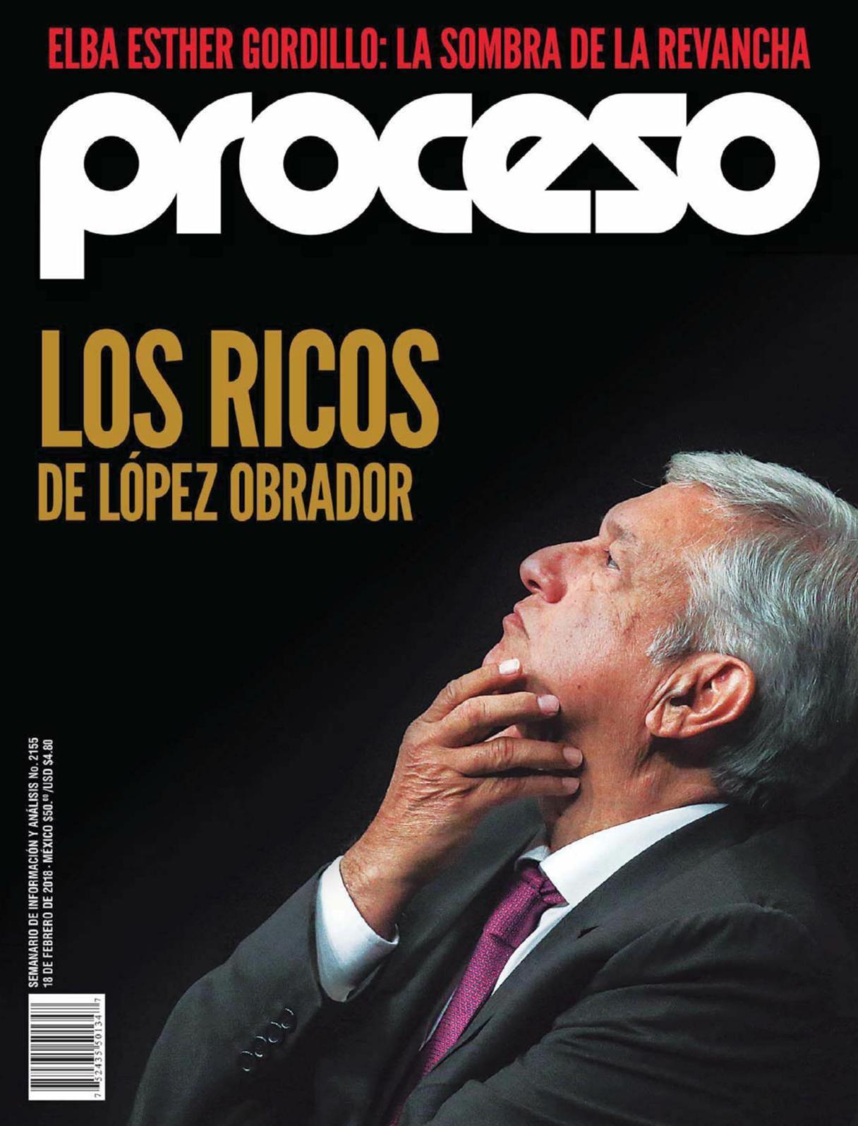 Calaméo - Revista Proceso 18 Febrero 2018 087c169f3dd