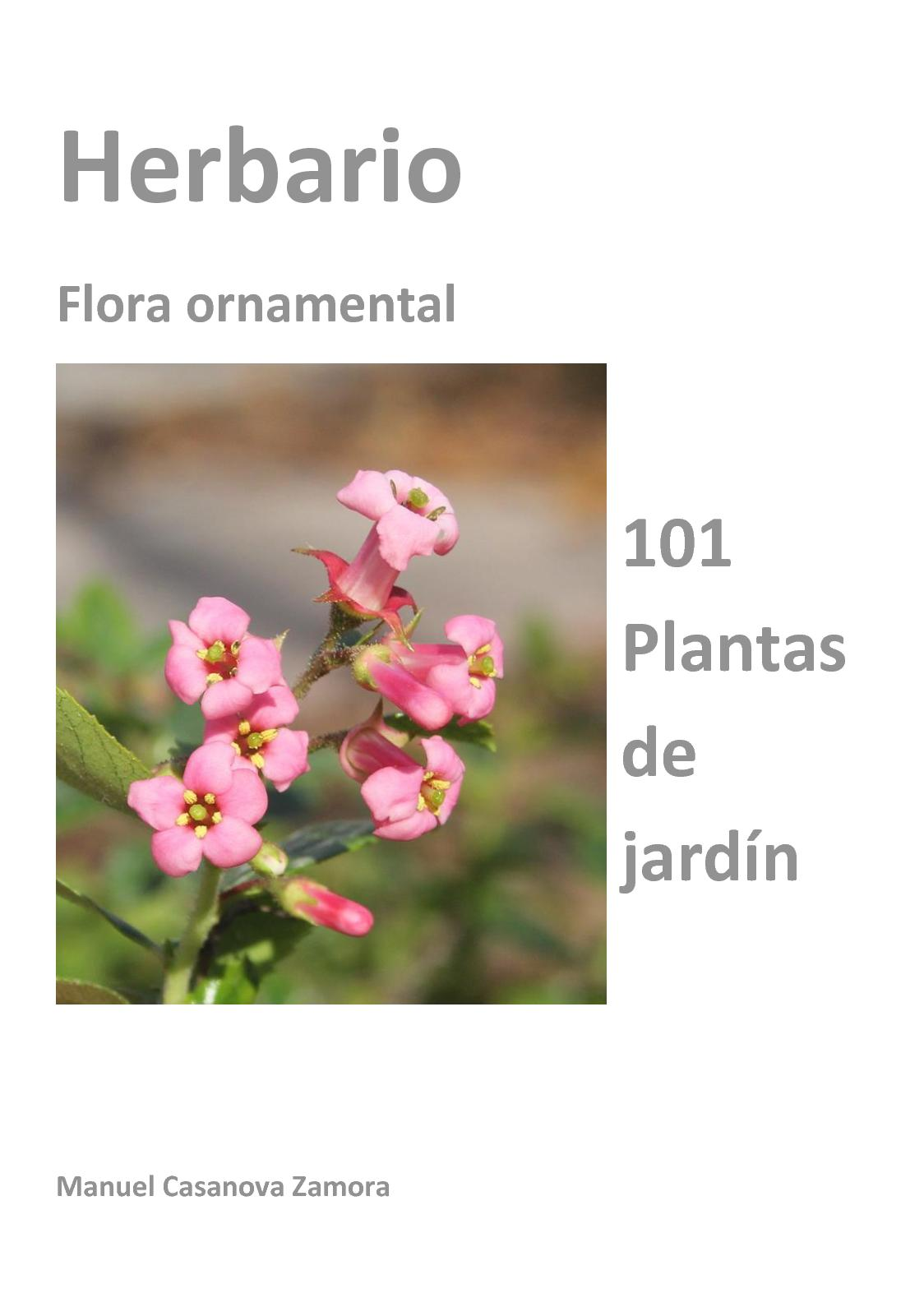 Calaméo - Herbario Ornamentales 101 Plantas De Jardín d04107dd6f6