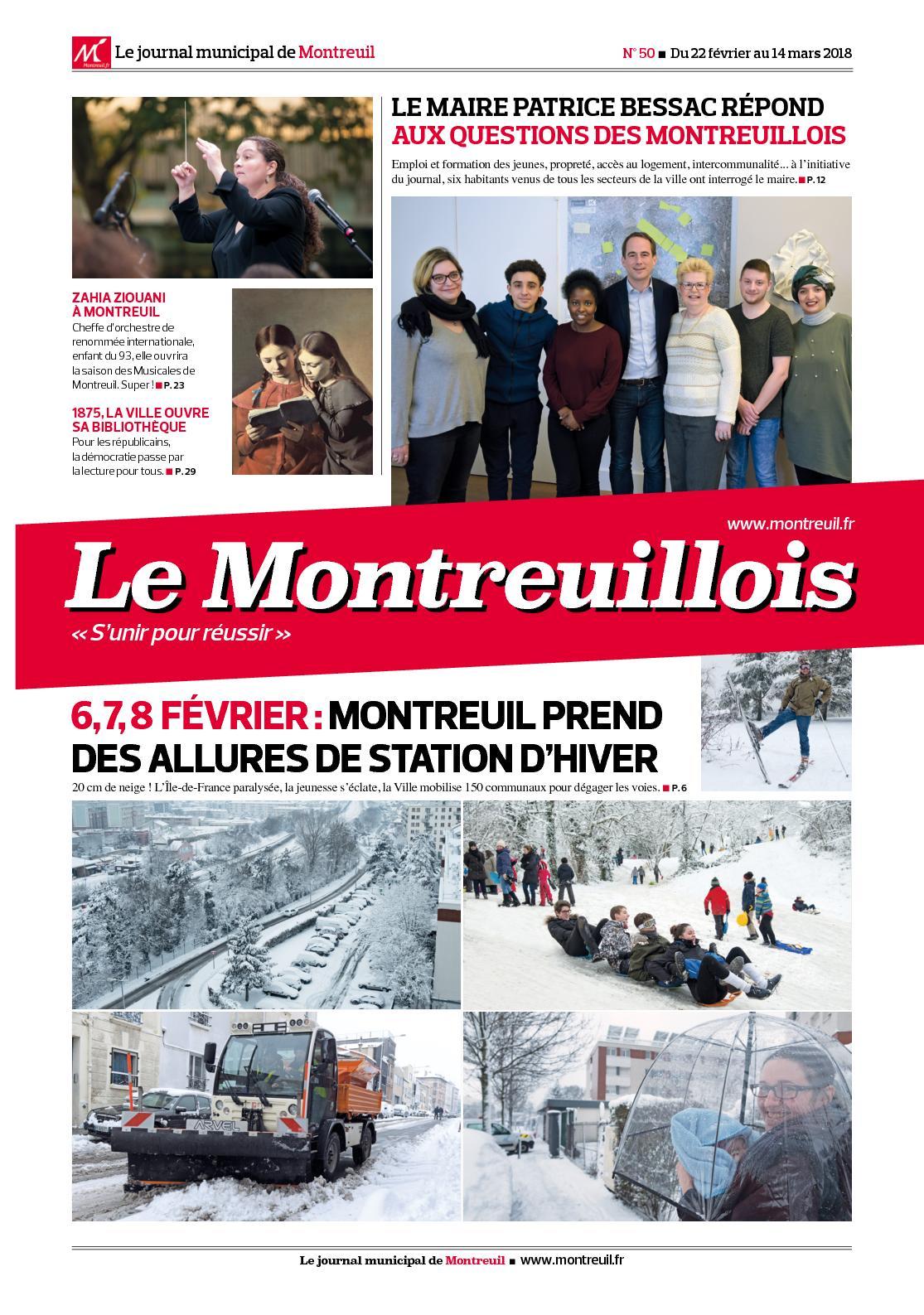rencontres inouies montreuil