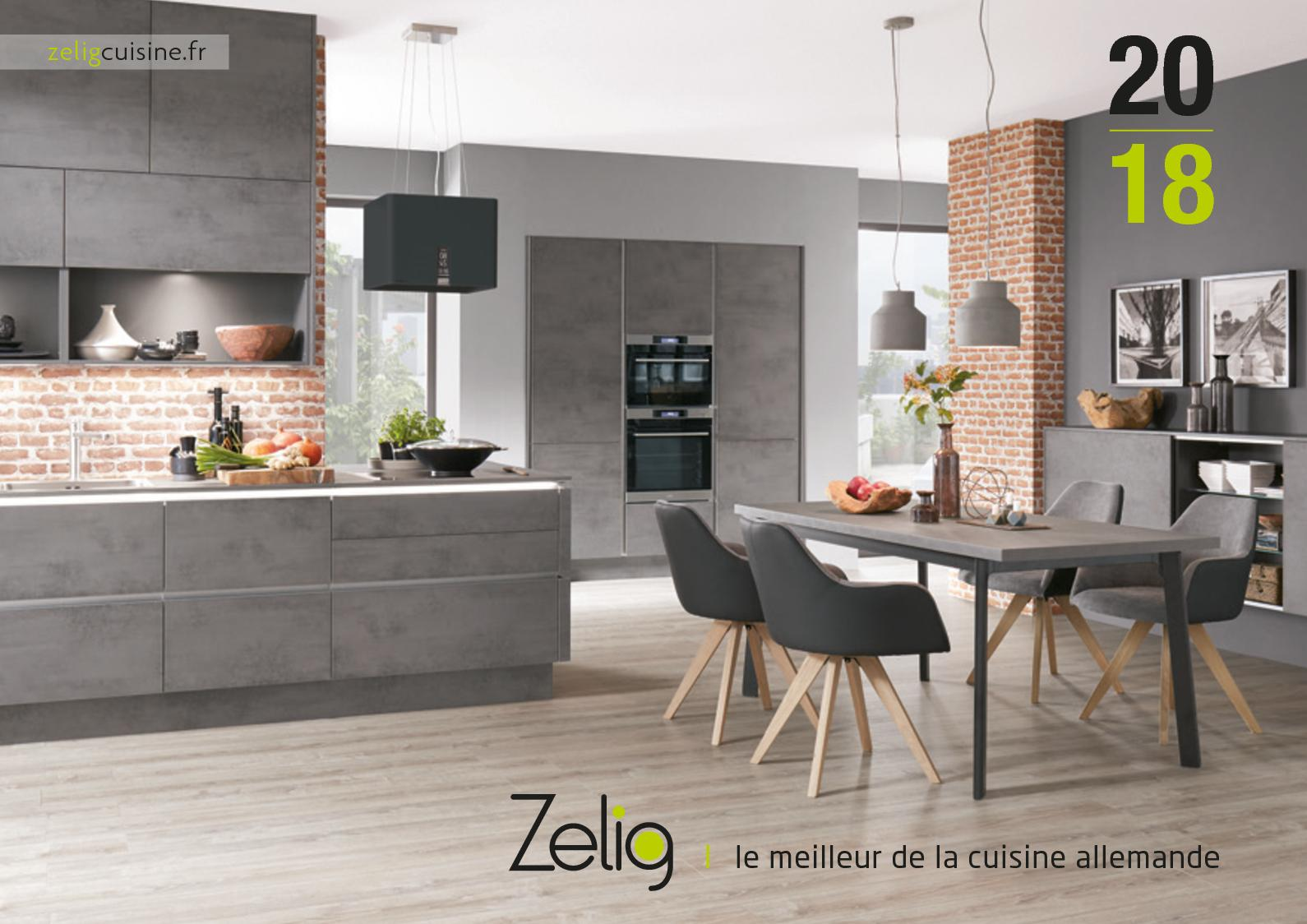 Calaméo - Catalogue Cuisine Zelig 13