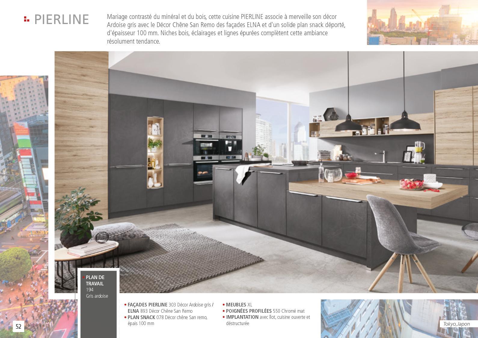 Plan De Travail Chrome catalogue cuisine zelig 2018 - calameo downloader