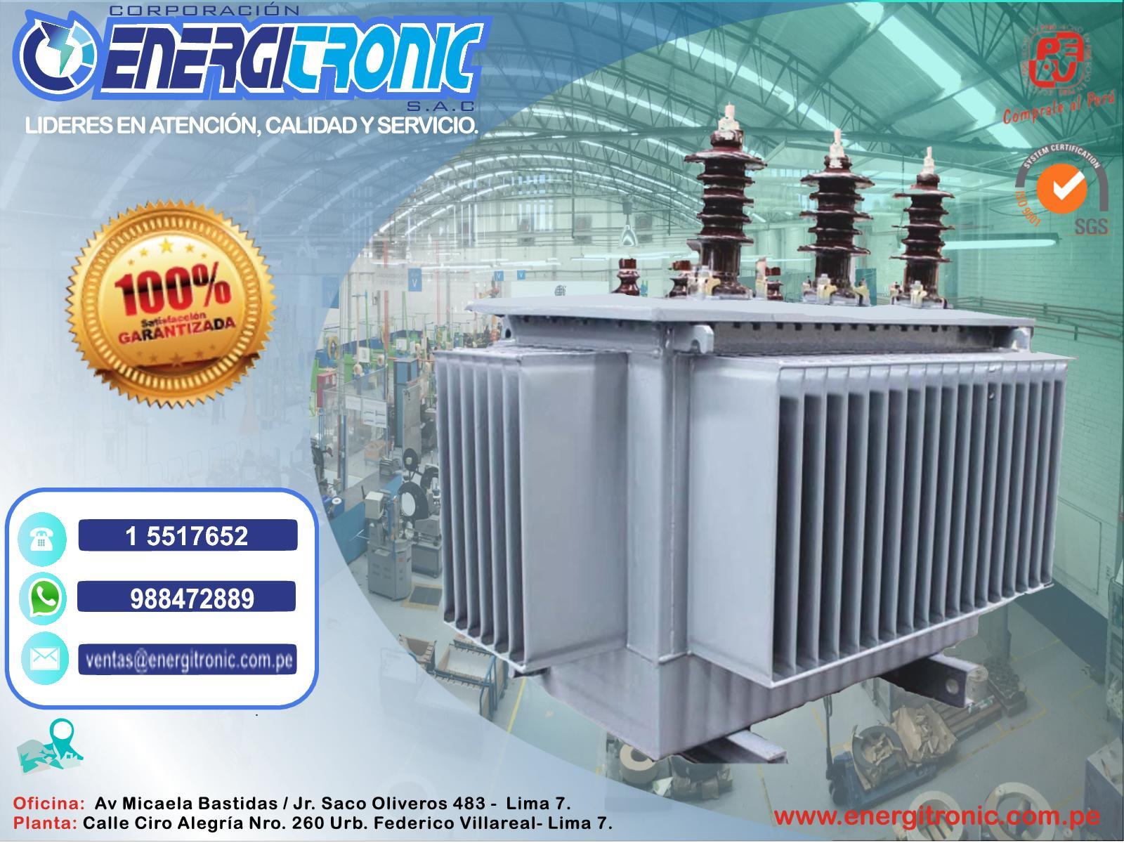 Brochure Energitronic Completo