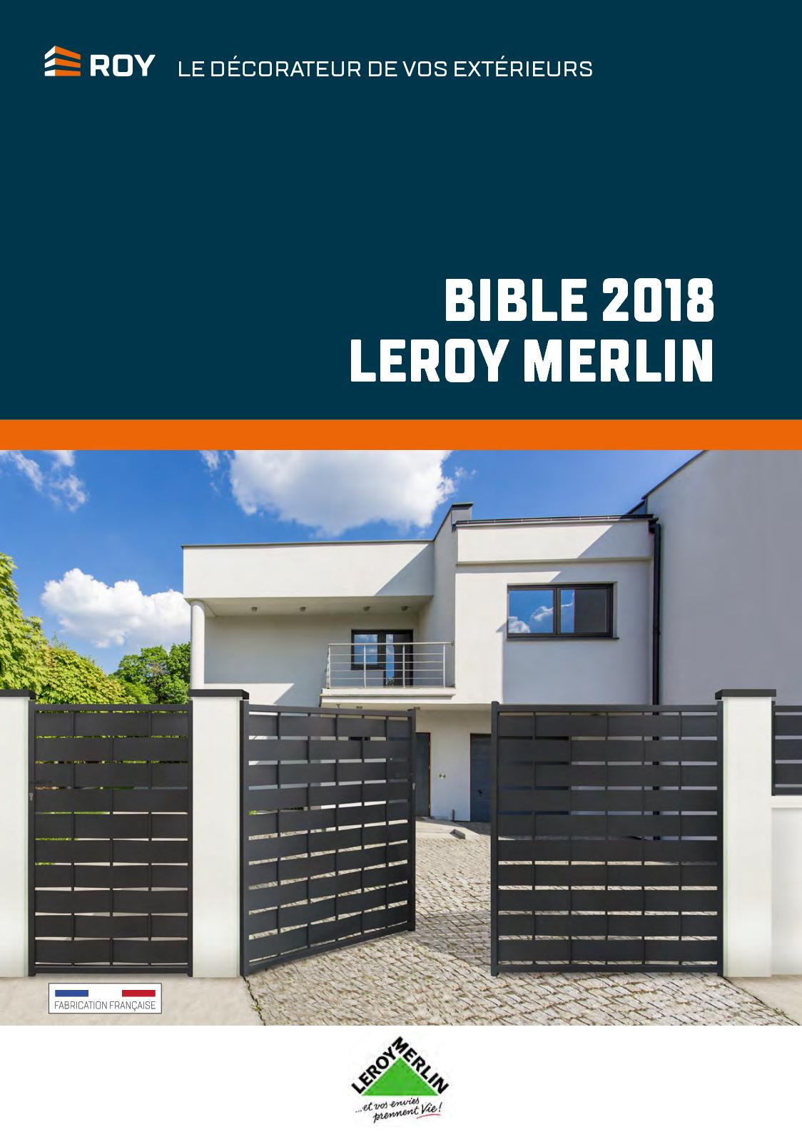 Element Pilier Leroy Merlin calaméo - bible leroy merlin 2018