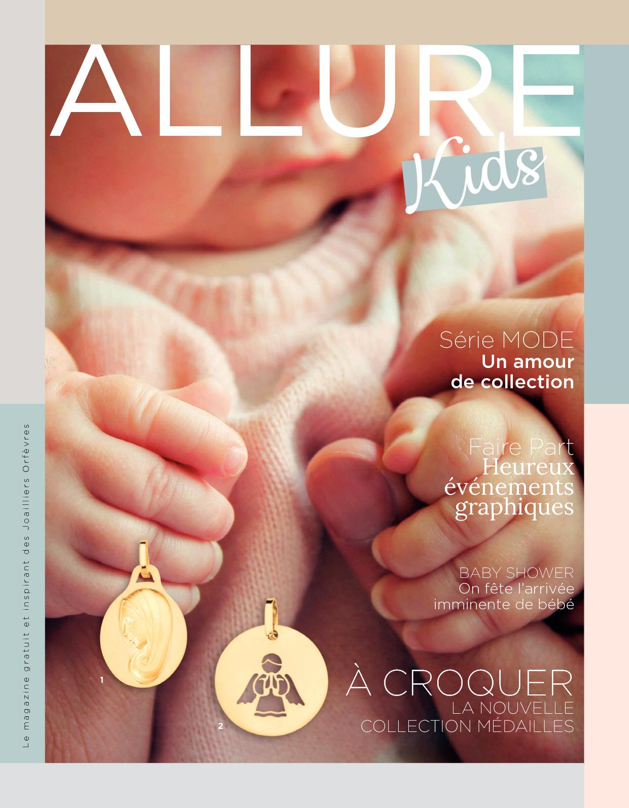 Catalogue Bijoux Bébé 2018