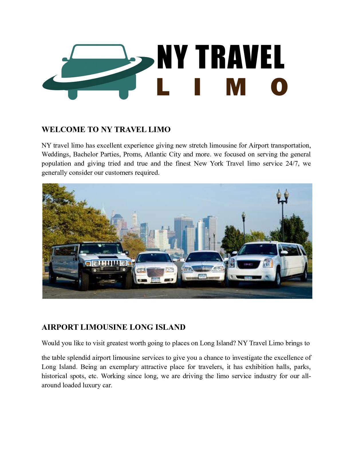 Calaméo - Airport Limousine Long Island