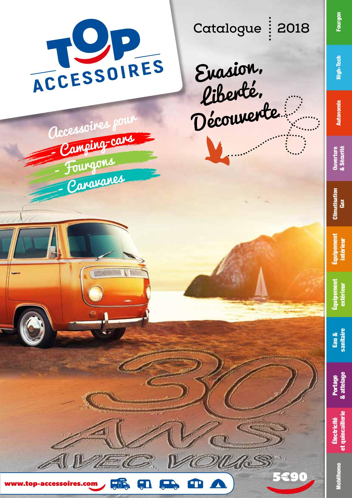 Calaméo Top Accessoires Catalogue Catalogue 2018 Top Calaméo vNmn8w0
