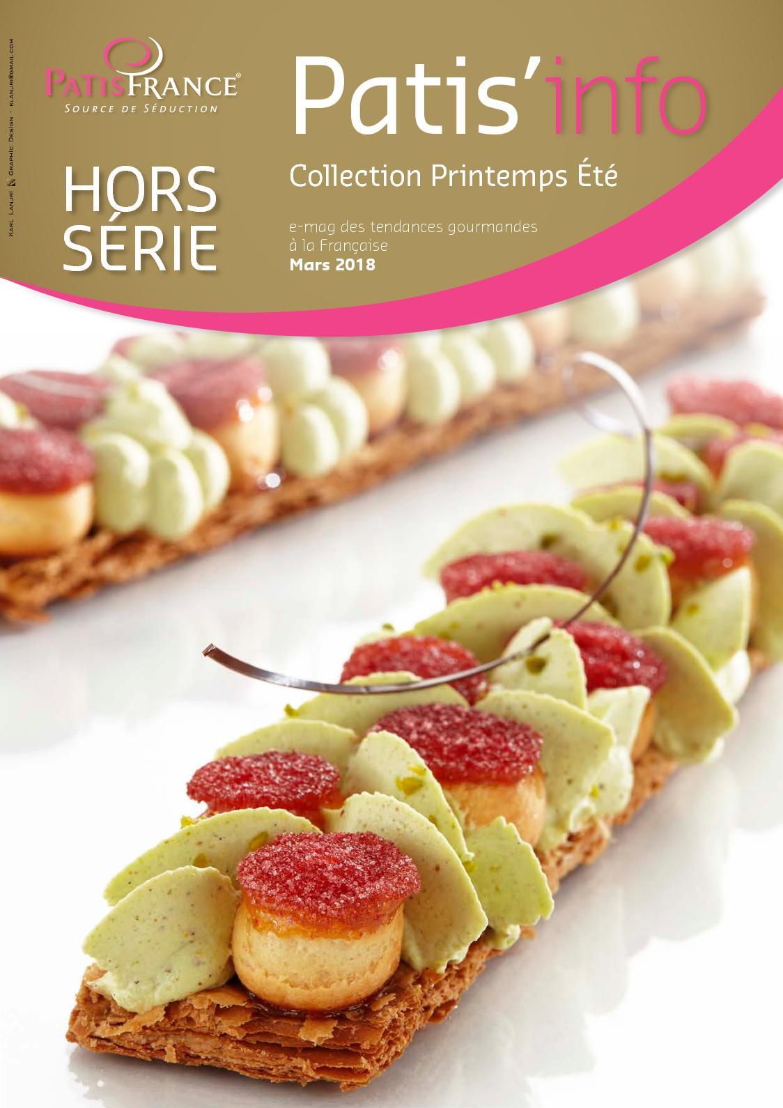 Patis'info Hors-Série Collection Printemps Eté Mars 2018 - CALAMEO