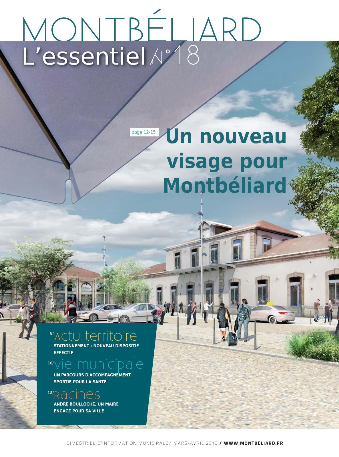 Cours De Dessin Montbéliard calaméo - montbéliard l'essentiel n°18 - mars avril 2018