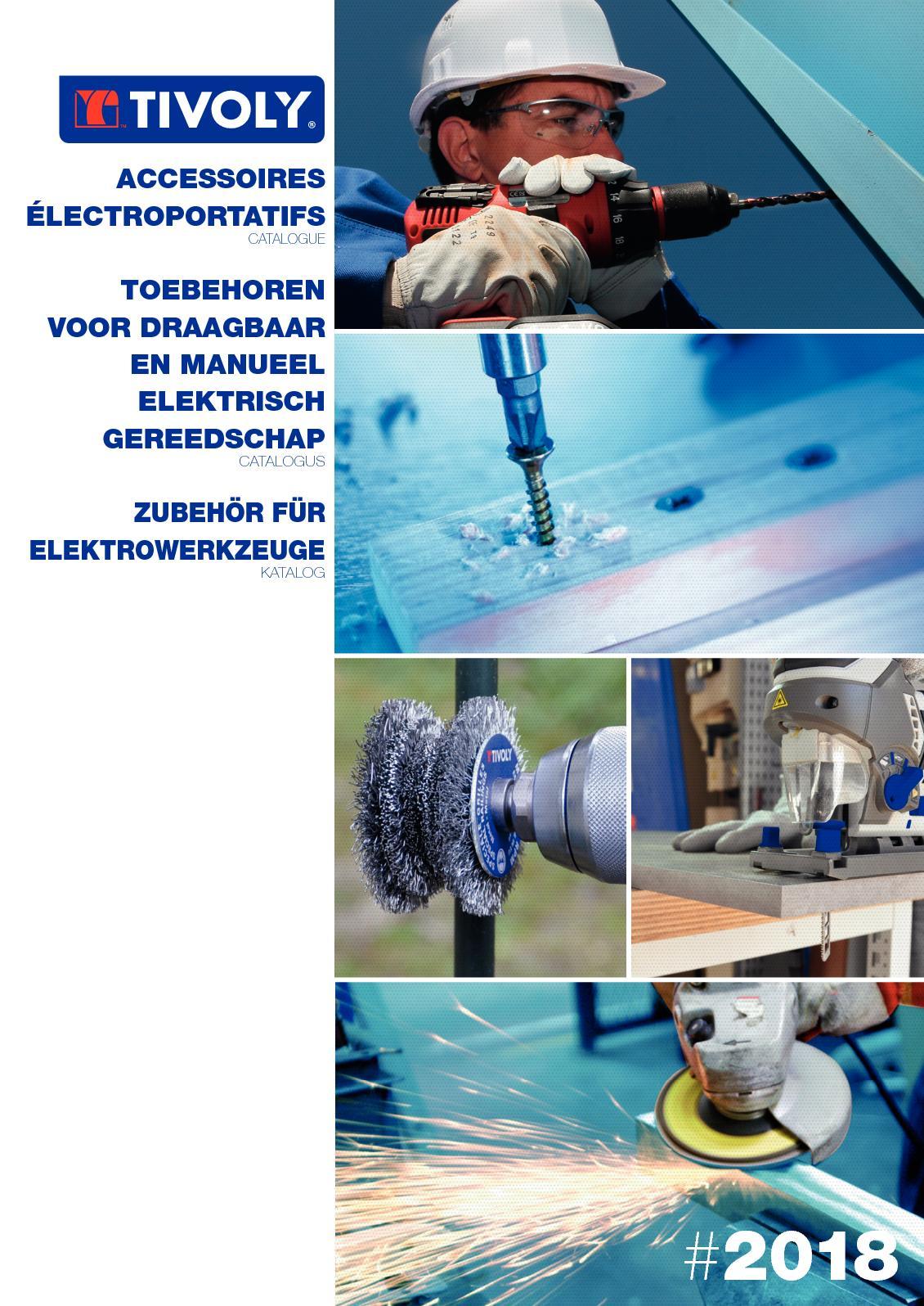 Calameo Catalogue Tivoly Accessoires Electroportatifs Fr Nl De 2018