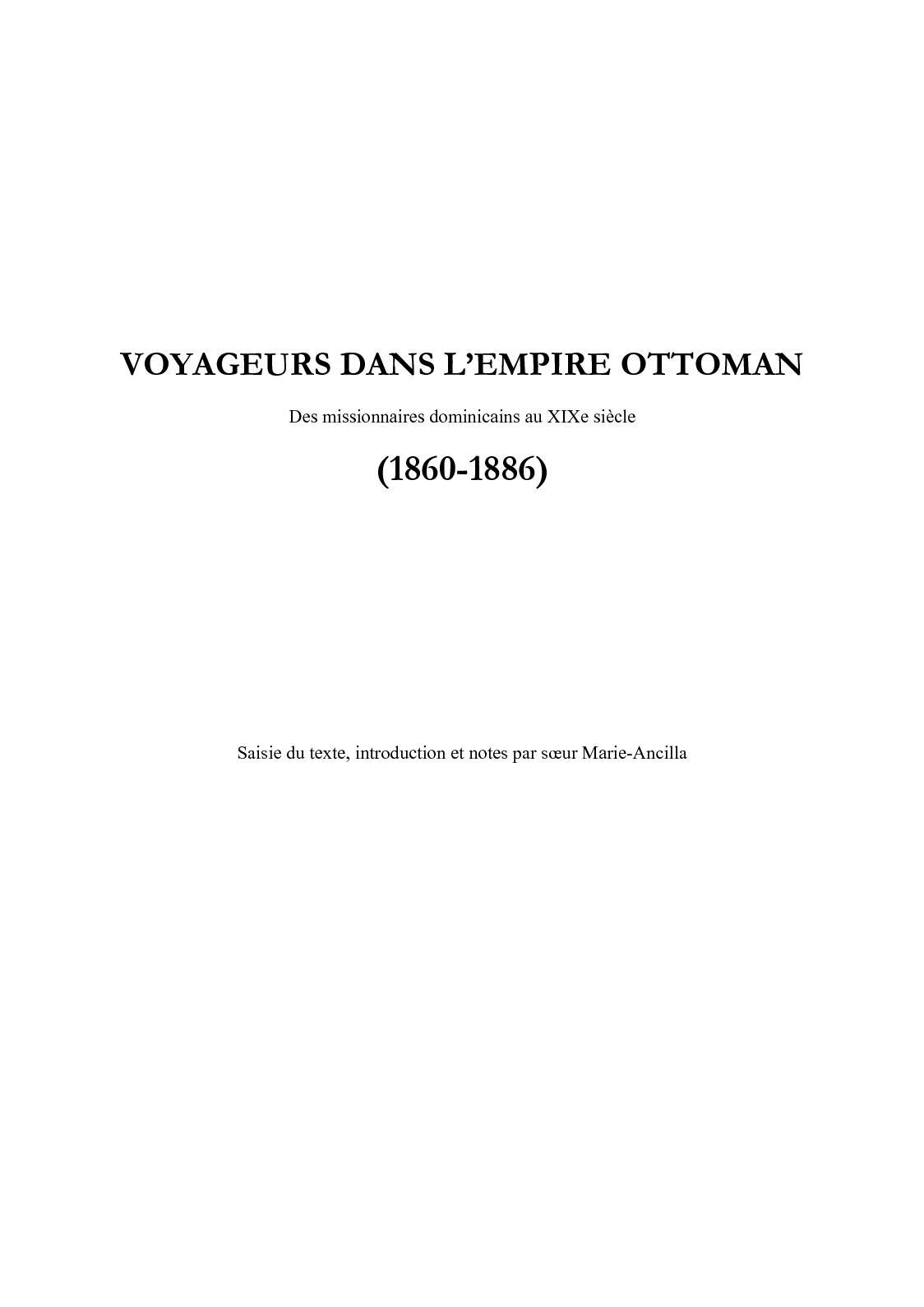 Calaméo   Voyageurs Dans Lu0027Empire Ottoman