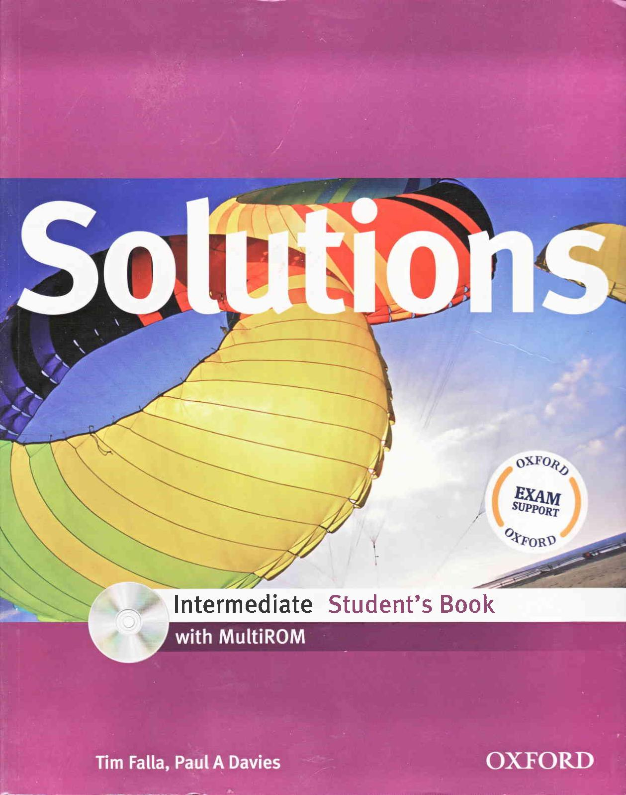 Calaméo - 4 Solutions Intermediate Student S Book