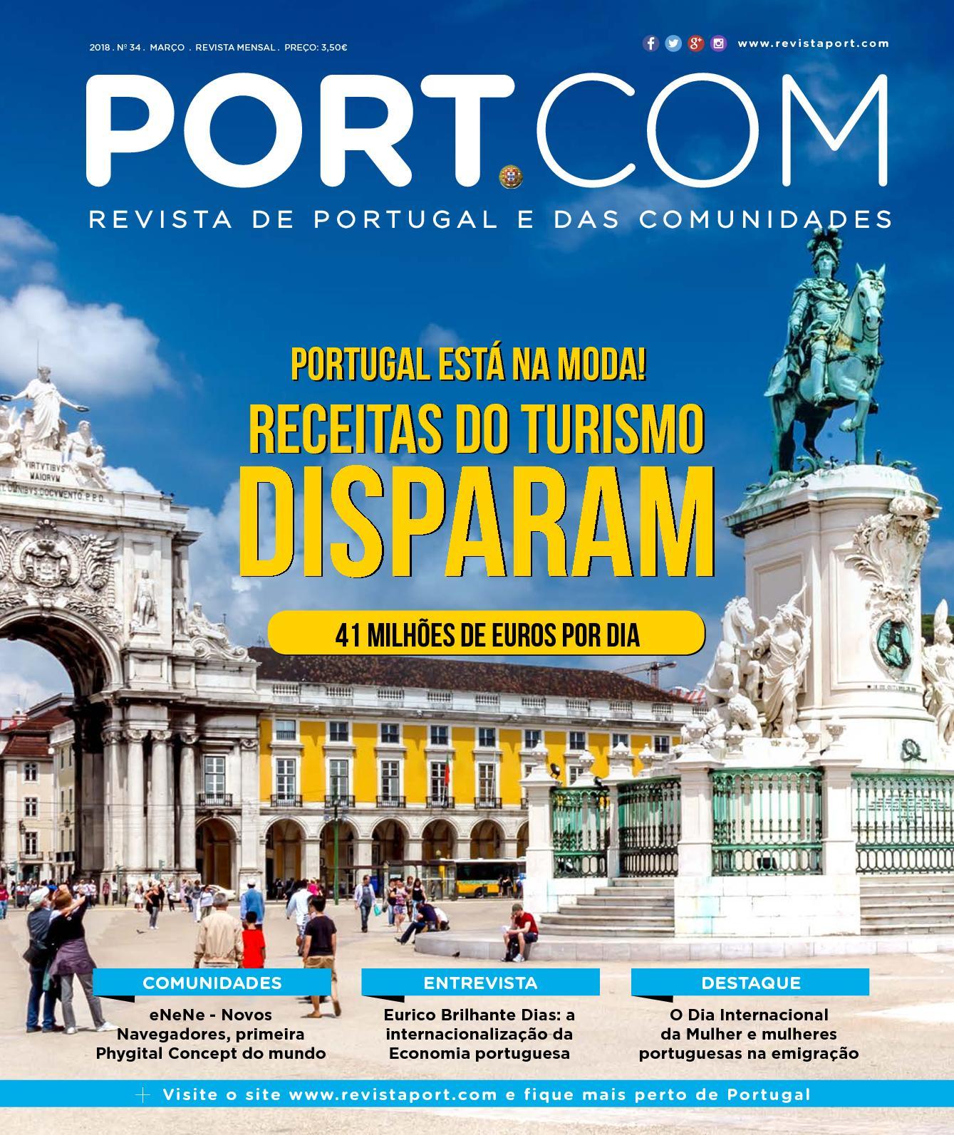 Calaméo Portcom Março 2018