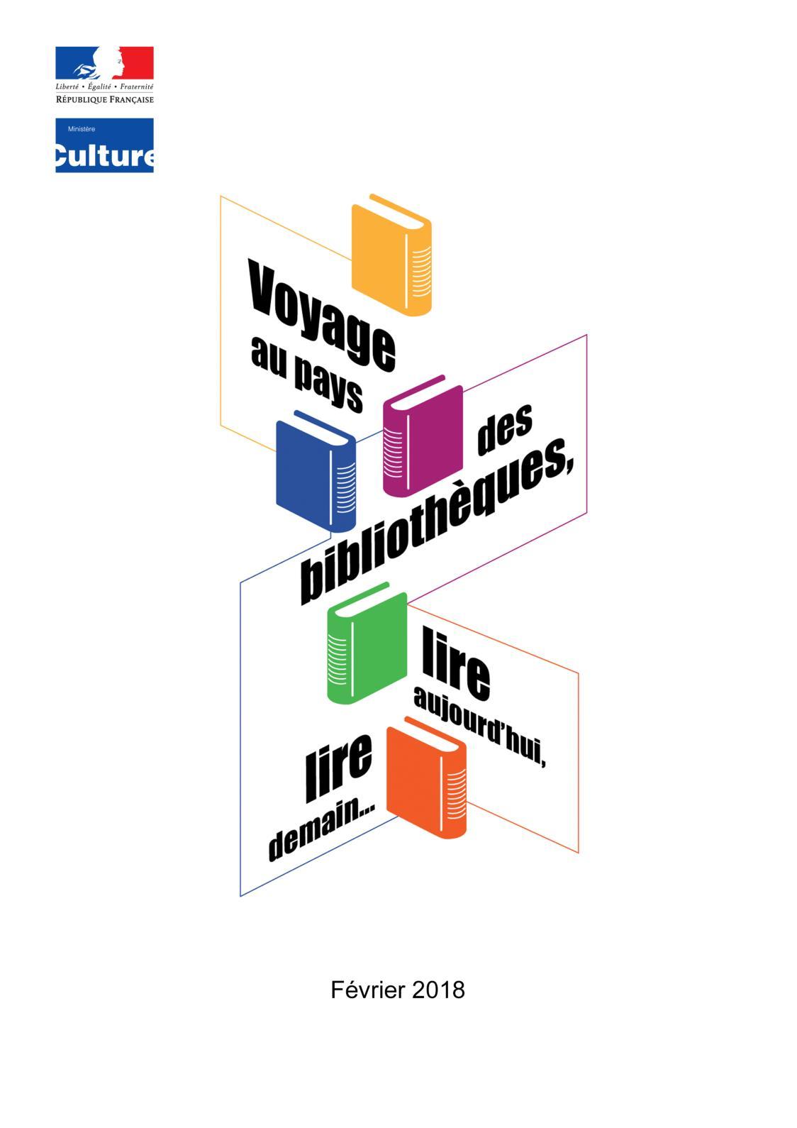 Rapport Voyage Au Pays Des Bibliothèques  Erik Orsenna