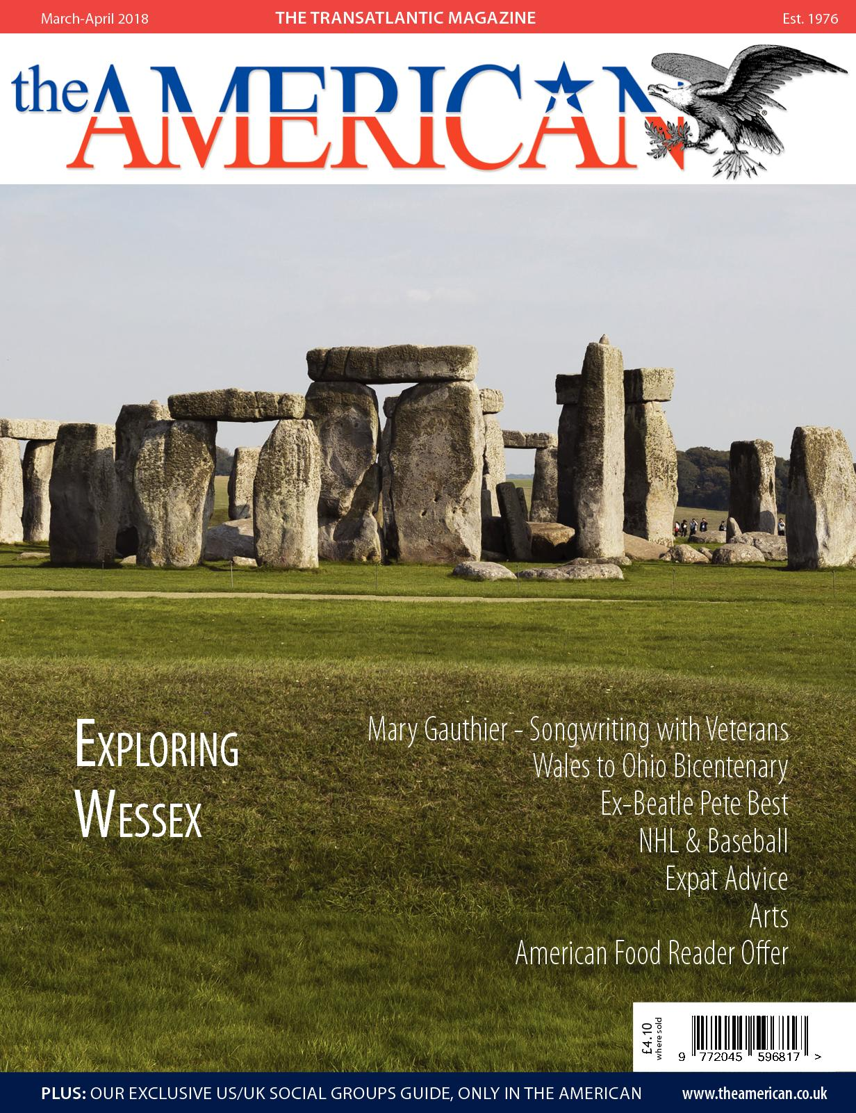 Calaméo - The American March-April 2018 Issue 762