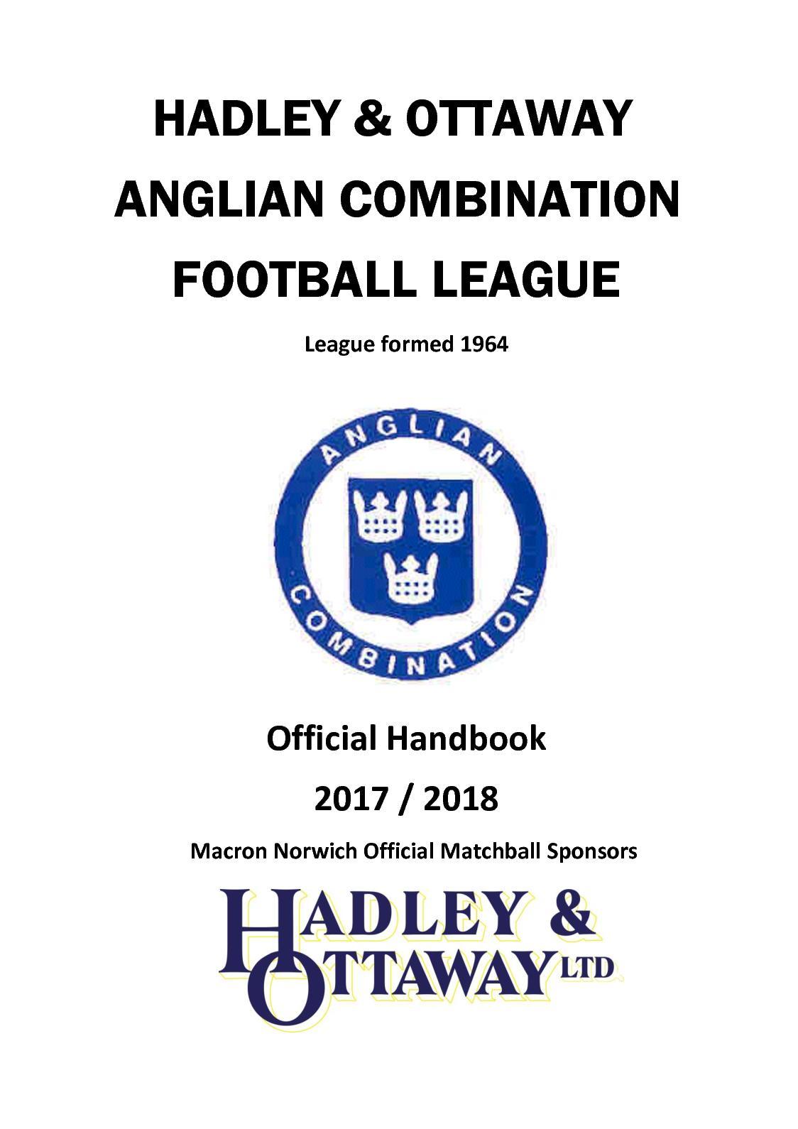 Calaméo - League Handbook 2017 2018