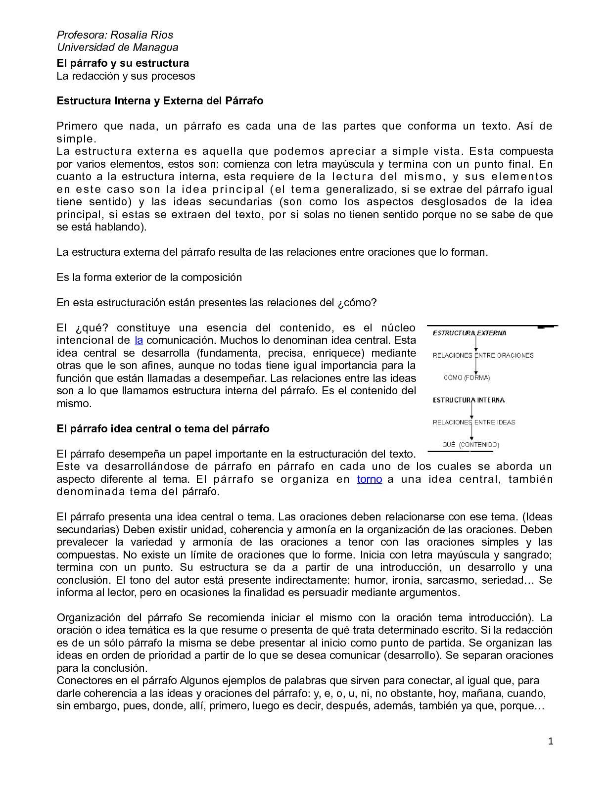 Calaméo Estructura Del Parrafo