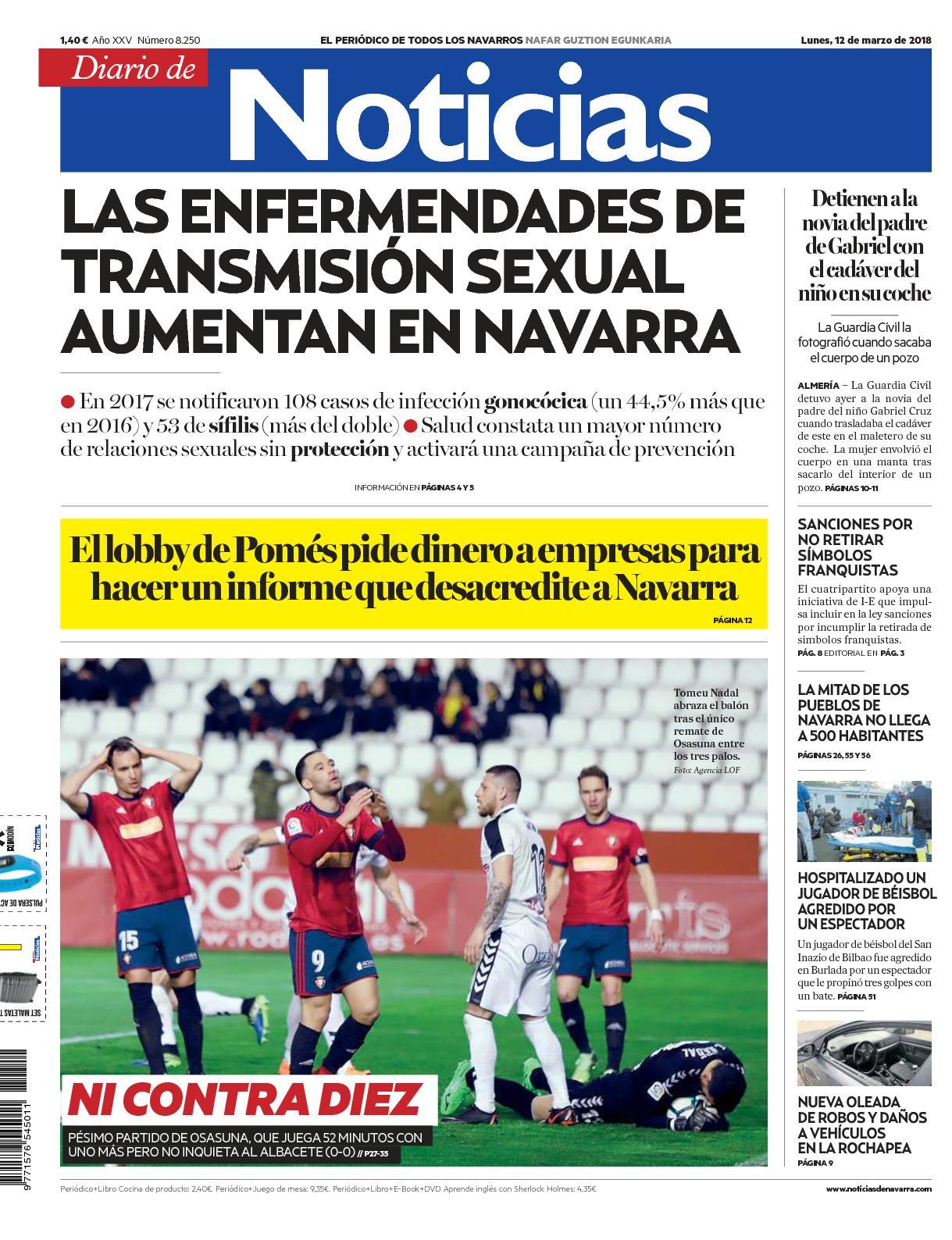 Actriz Porno Nacida En Puerto Sagunto Valencia calaméo - diario de noticias 20180312