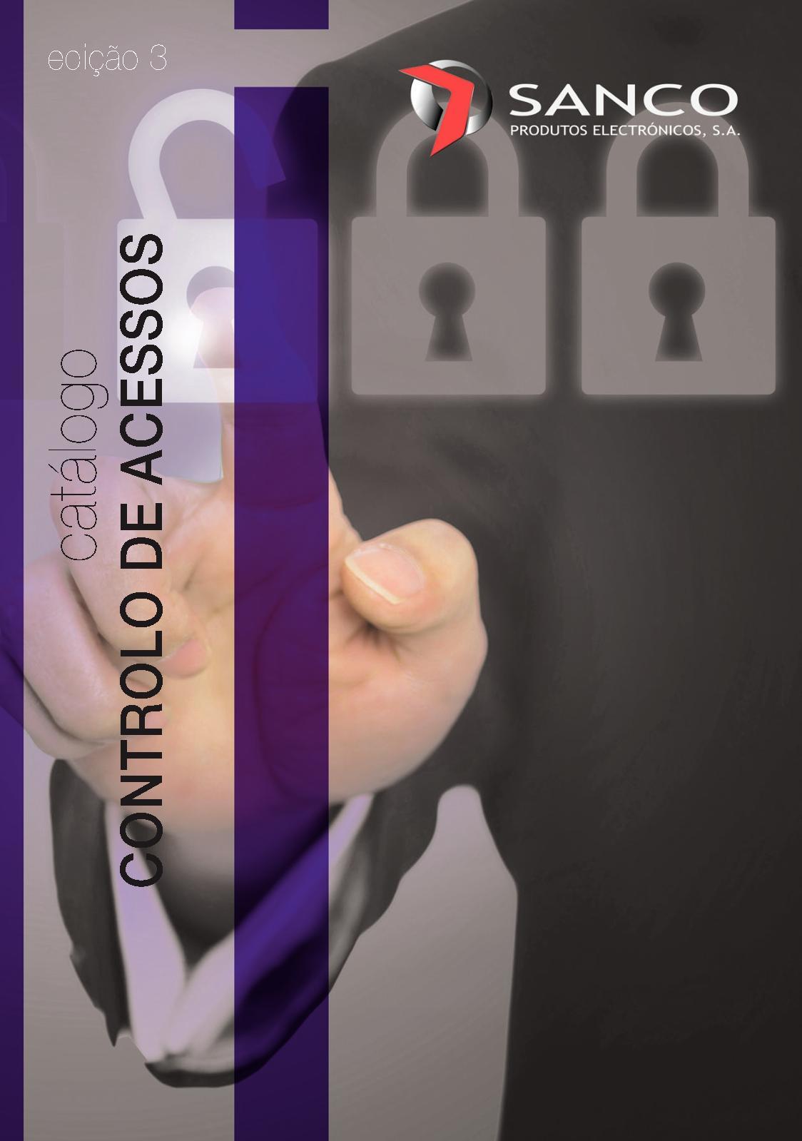 dc1cc1a76 Calaméo - Catalogo Controlo Acesso Ed3