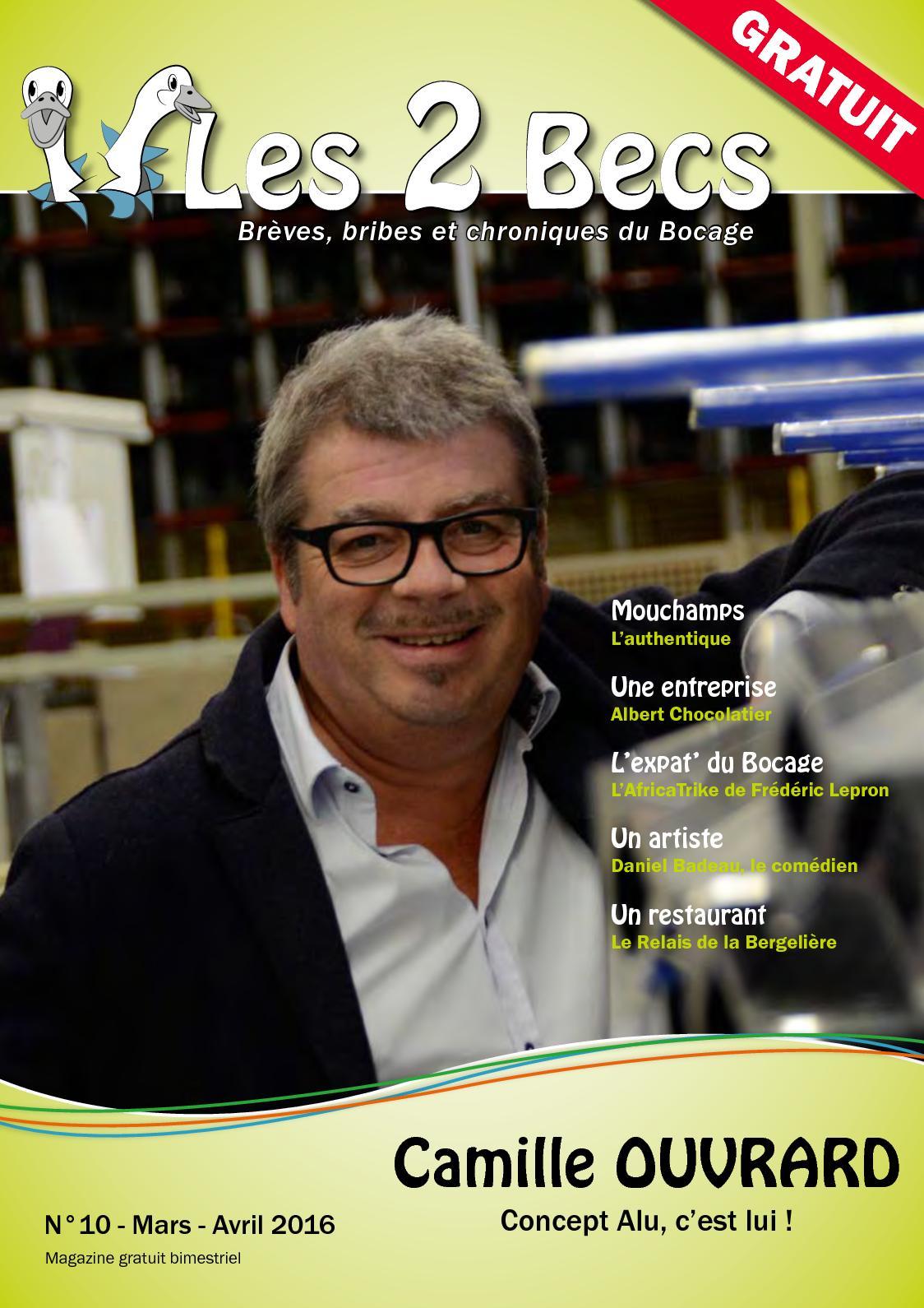 Concept Alu Les Herbiers calaméo - les 2 becs n°10