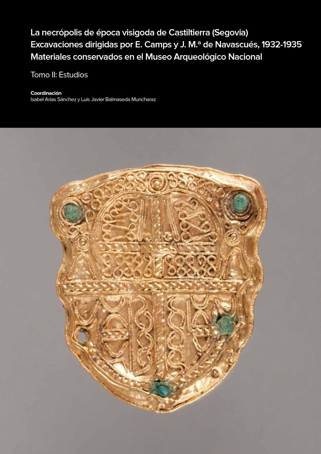 6214e3bdd19f Calaméo - La necrópolis de época visigoda de Castiltierra (Segovia).  Excavaciones dirigidas por E. Camps y J. M.ª de Navascués