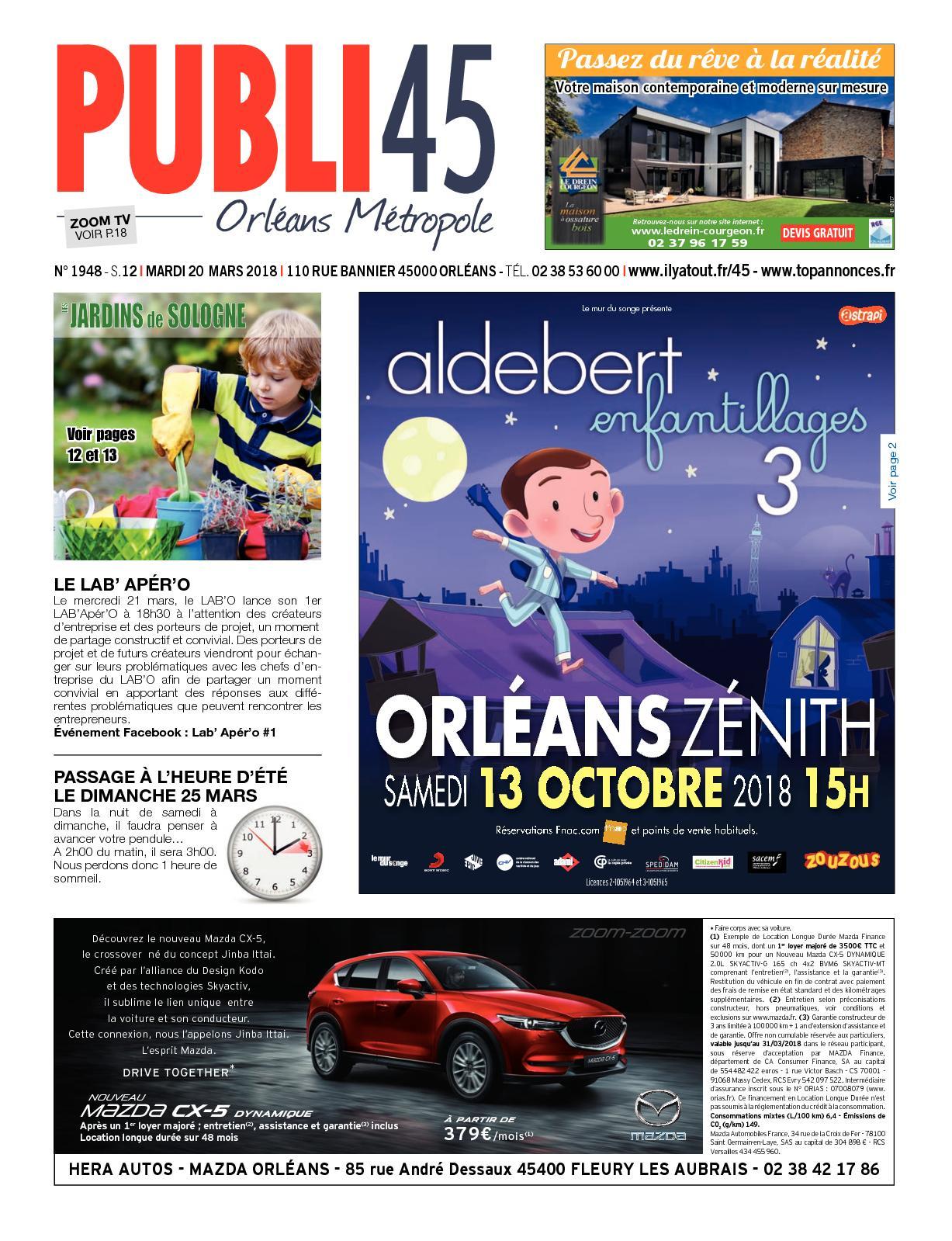 Envia Cuisine Fleury Les Aubrais calaméo - publi 45 122018