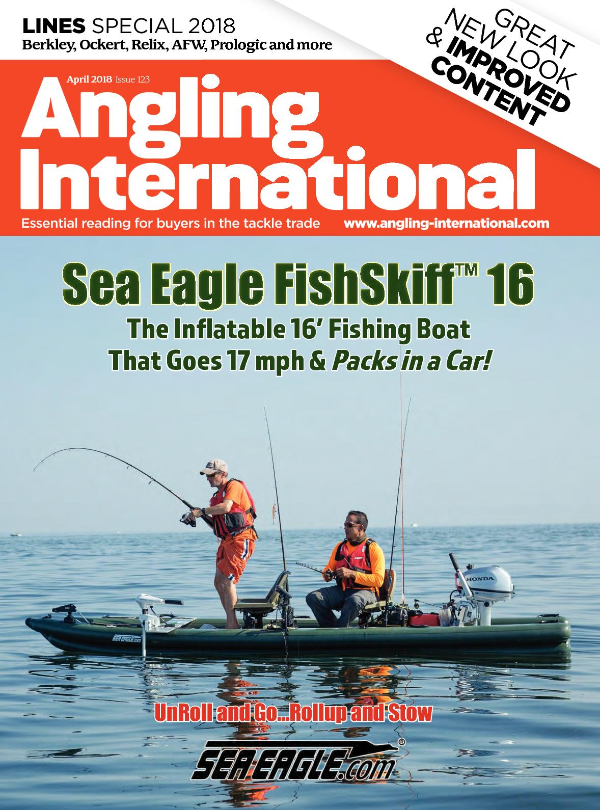 2eadd571f92 Calaméo - Angling International - April 2018 - issue 123