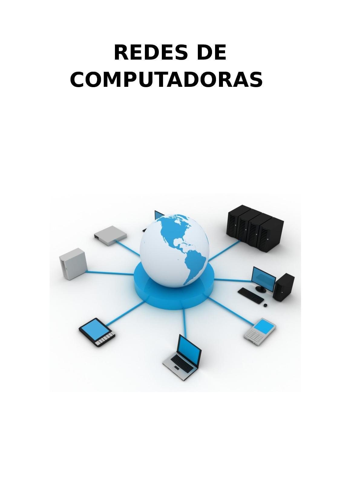 Calaméo - Redes Computadoras Libros